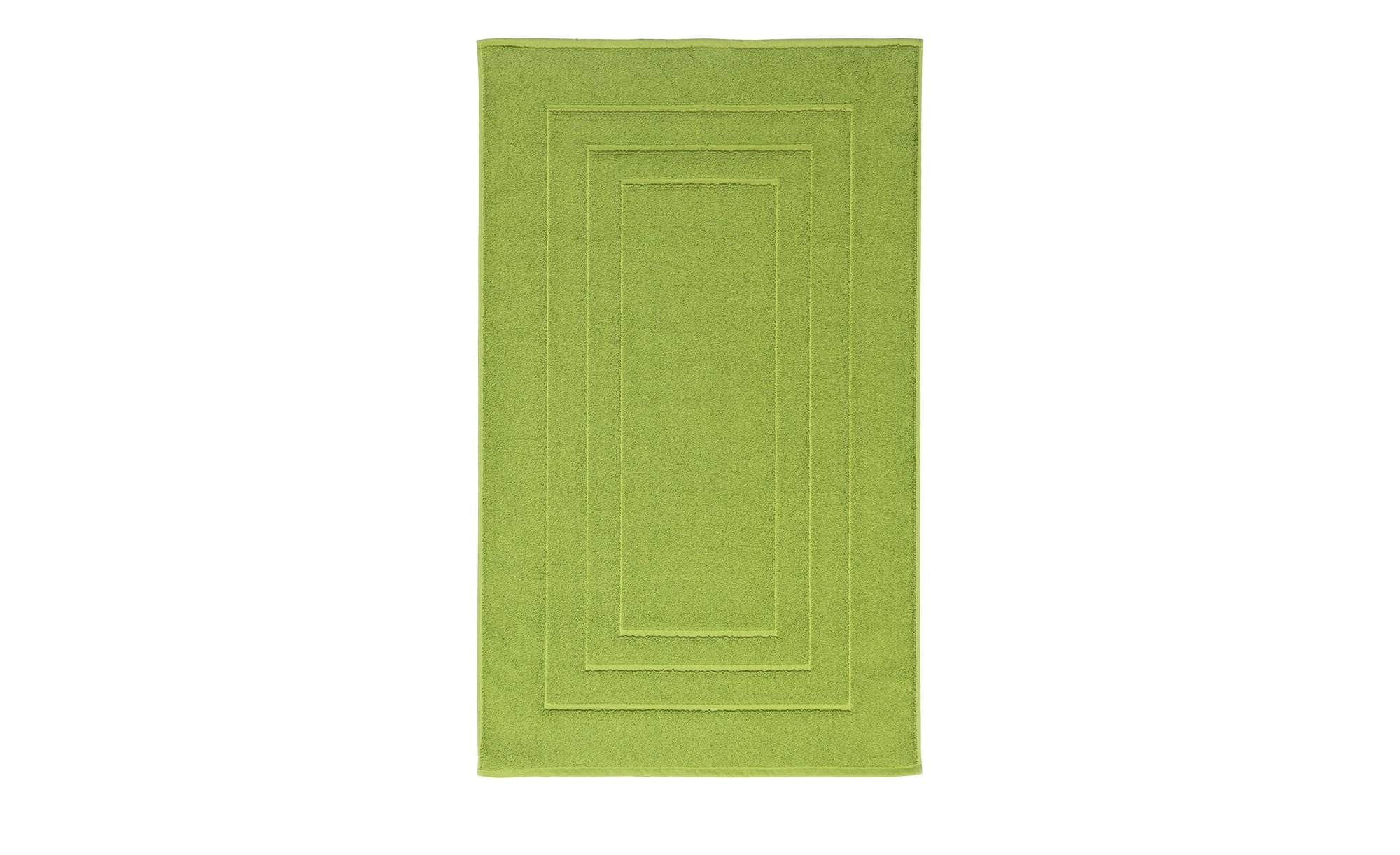 VOSSEN Badteppich  Calypso Feeling ¦ grün ¦ 100% Baumwolle Badtextilien und Zubehör > Badematten & Badvorleger - Höffner