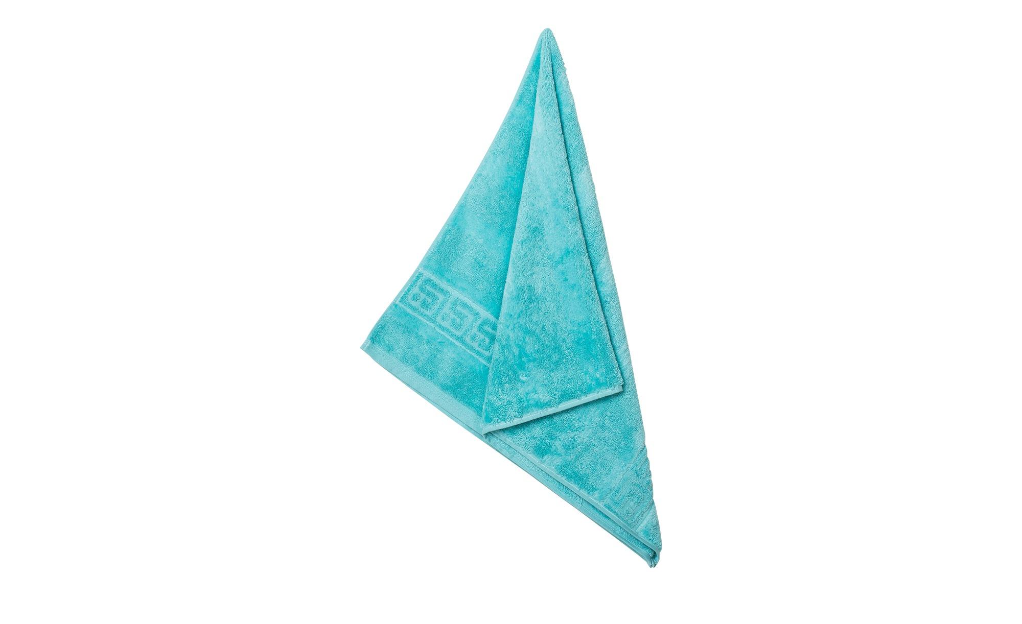 CaWö Handtuch  1001 ¦ blau ¦ 100% Baumwolle ¦ Maße (cm): B: 50 Badtextilien und Zubehör > Handtücher & Badetücher > Handtücher - Höffner