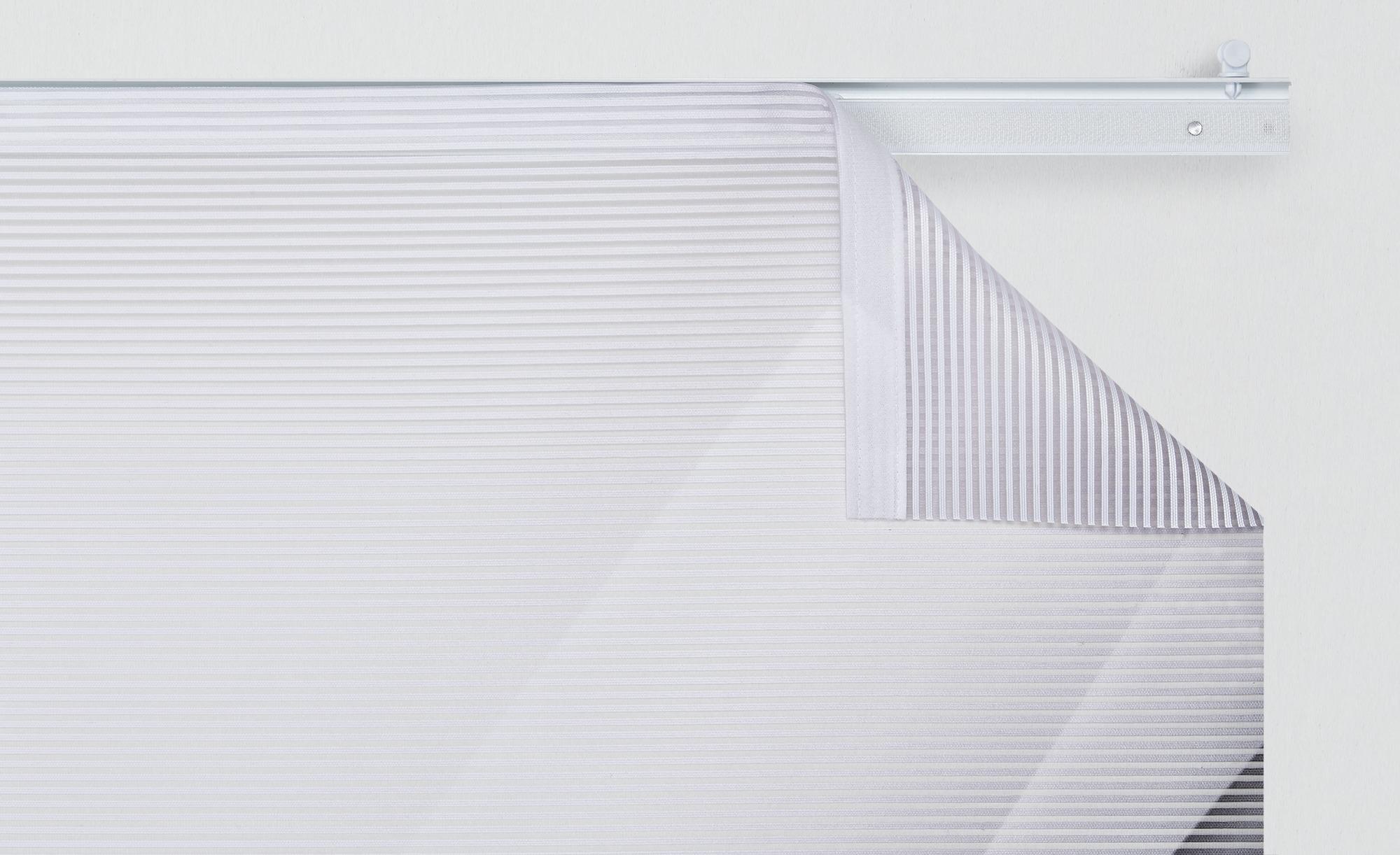 Panello  Uno 2 ¦ grau ¦ 100% Polyester ¦ Maße (cm): B: 60 Gardinen & Vorhänge > Gardinen & Fertigstore > Schiebegardinen - Höffner