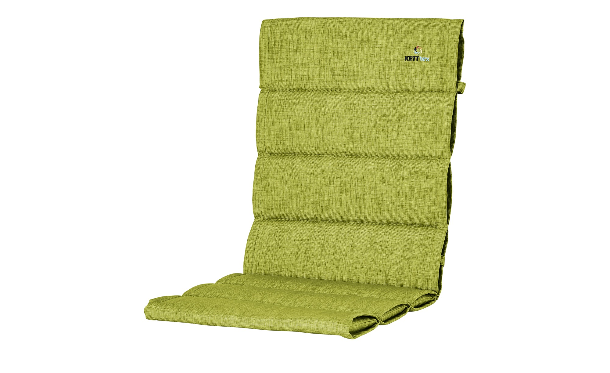 KETTLER Polska Auflage  Style grün ¦ grün ¦ Maße (cm): B: 50 H: 3 Garten > Auflagen & Kissen > Mittellehner-Auflagen - Höffner