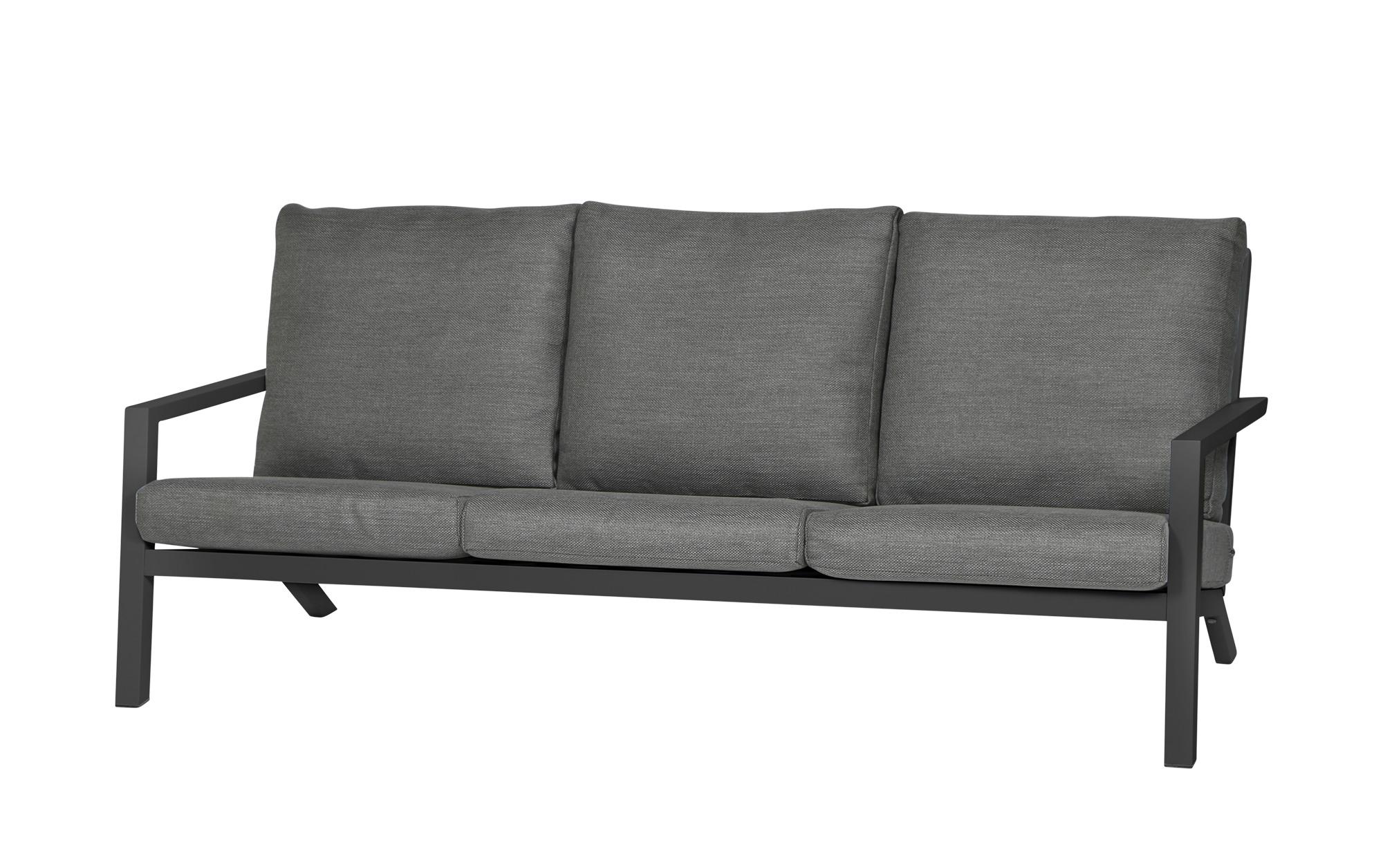 Lounge-Sofa   Belia ¦ grau Garten > Gartenmöbel > Gartenbänke - Höffner | Garten | Grau | Möbel Höffner DE
