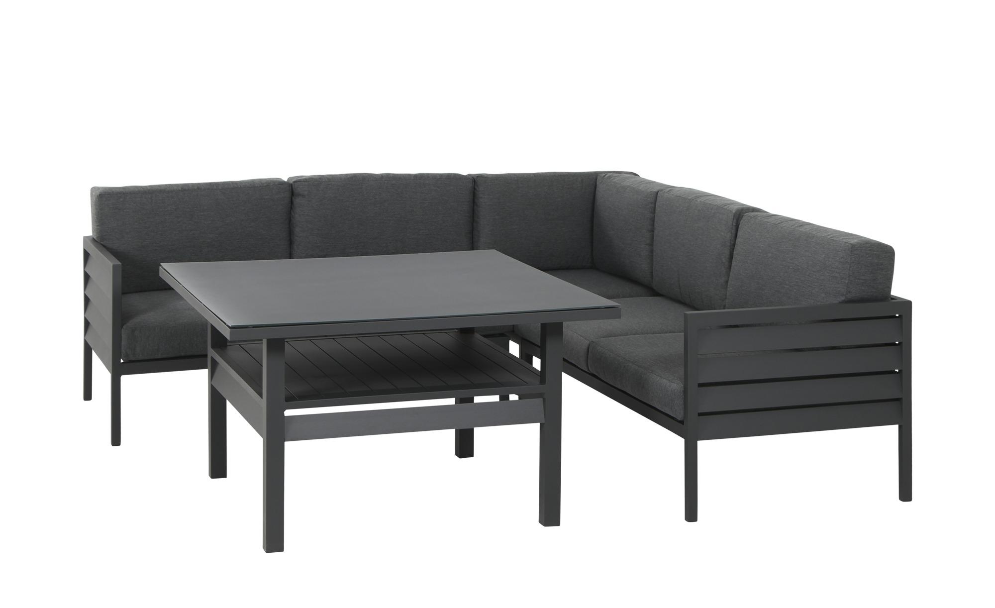 Lounge-Set   Cartena ¦ grau Garten > Gartenmöbel > Gartenmöbel Sets - Höffner   Garten > Gartenmöbel > Loungemöbel-Garten   Grau   Metall   Möbel Höffner DE