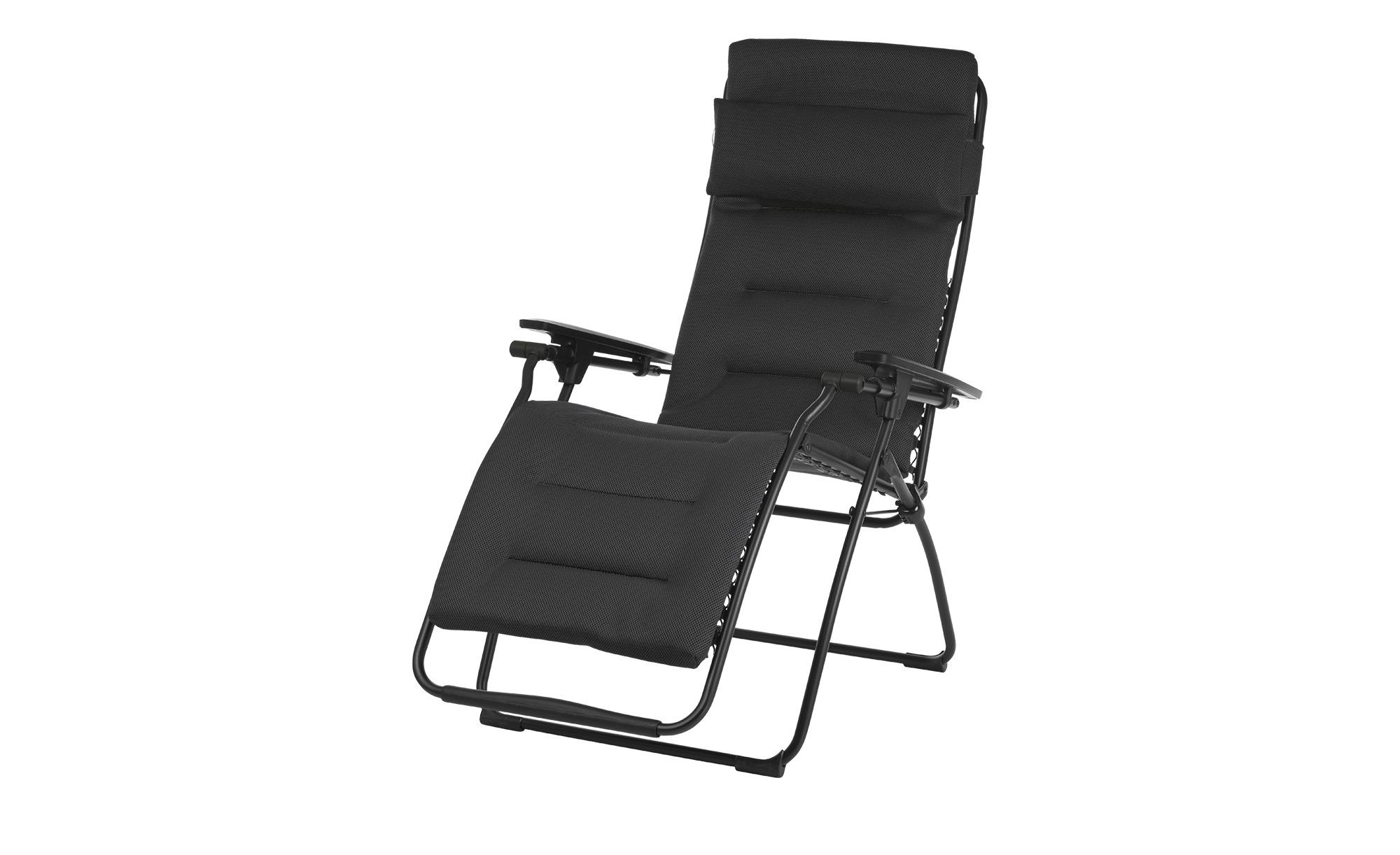 Relaxsessel  Futura Air Comfort ¦ grau ¦ Maße (cm): B: 71 H: 83 T: 113 Garten > Gartenmöbel > Gartenstühle - Höffner