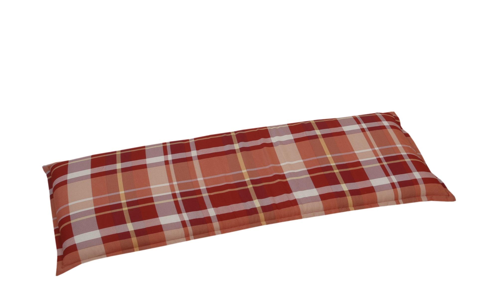 Auflage  Square ¦ rot ¦ Maße (cm): B: 45 H: 6 Garten > Auflagen & Kissen > Sonstige Sitzkissen - Höffner