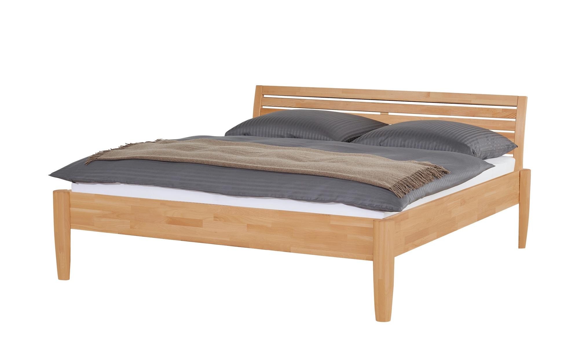 Massivholz-Bettgestell  Timber ¦ holzfarben ¦ Maße (cm): B: 196 H: 93 Betten > Futonbetten - Höffner