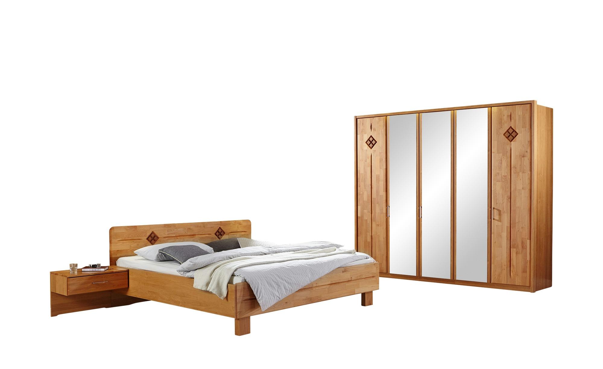 Woodford Komplett-Schlafzimmer 4-tlg. Genua, gefunden bei Möbel Höffner