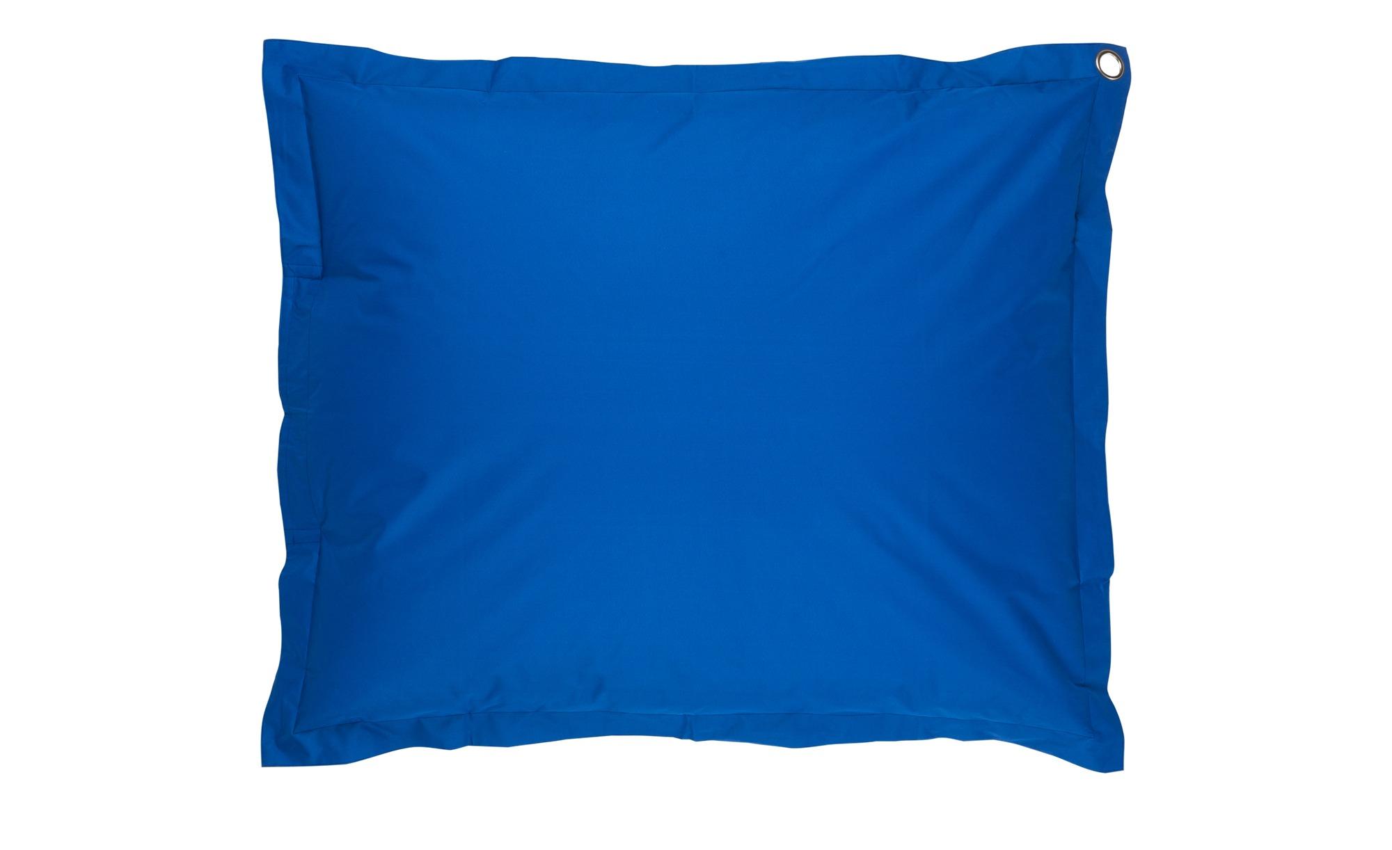 Sitzkissen  Jack ¦ blau ¦ Maße (cm): B: 135 H: 165 T: 23 Polstermöbel > Hocker > Sitzsäcke - Höffner