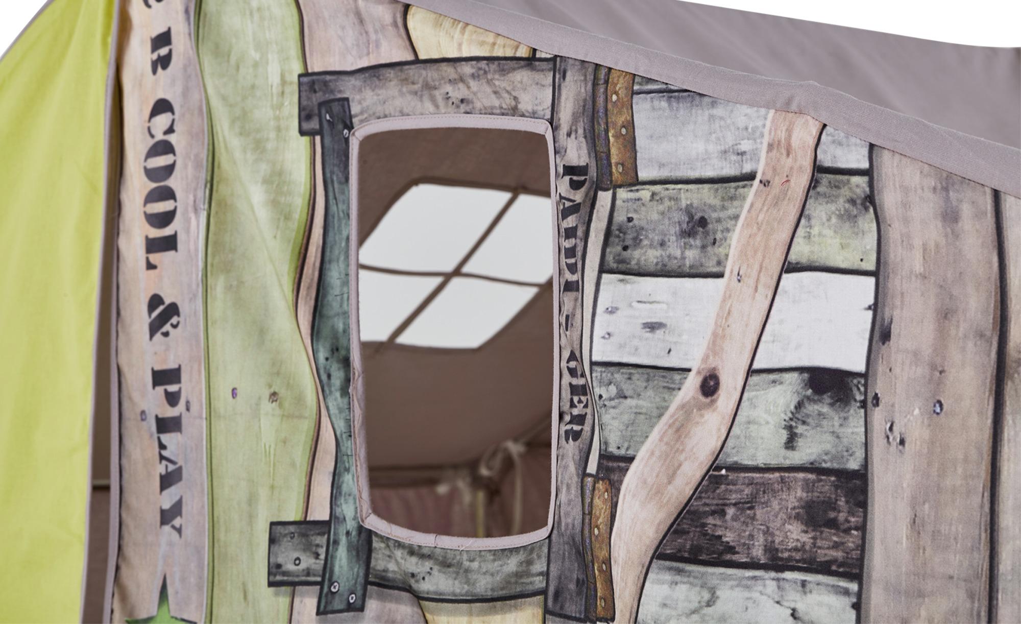 PAIDI Loft-Zelt-Dach Vintage  Fiona ¦ mehrfarbig ¦ Maße (cm): B: 90 H: 72 Sonstiges Zubehör - Höffner   Baumarkt > Camping und Zubehör > Zelte   Mehrfarbig   Möbel Höffner DE