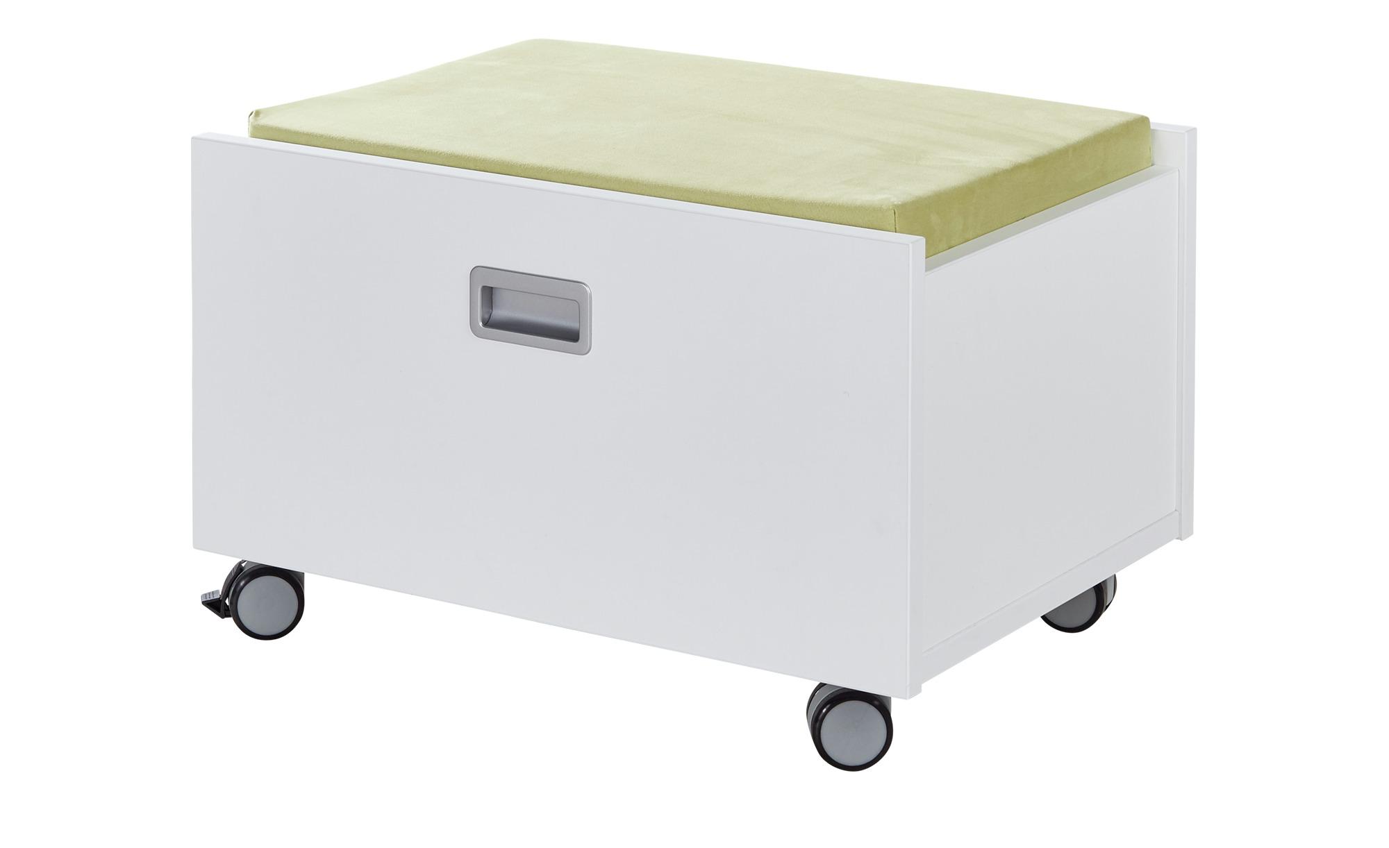 PAIDI Rollbox mit Deckel  Fiona ¦ weiß ¦ Maße (cm): B: 65 H: 41 T: 47 Schränke > Rollcontainer - Höffner