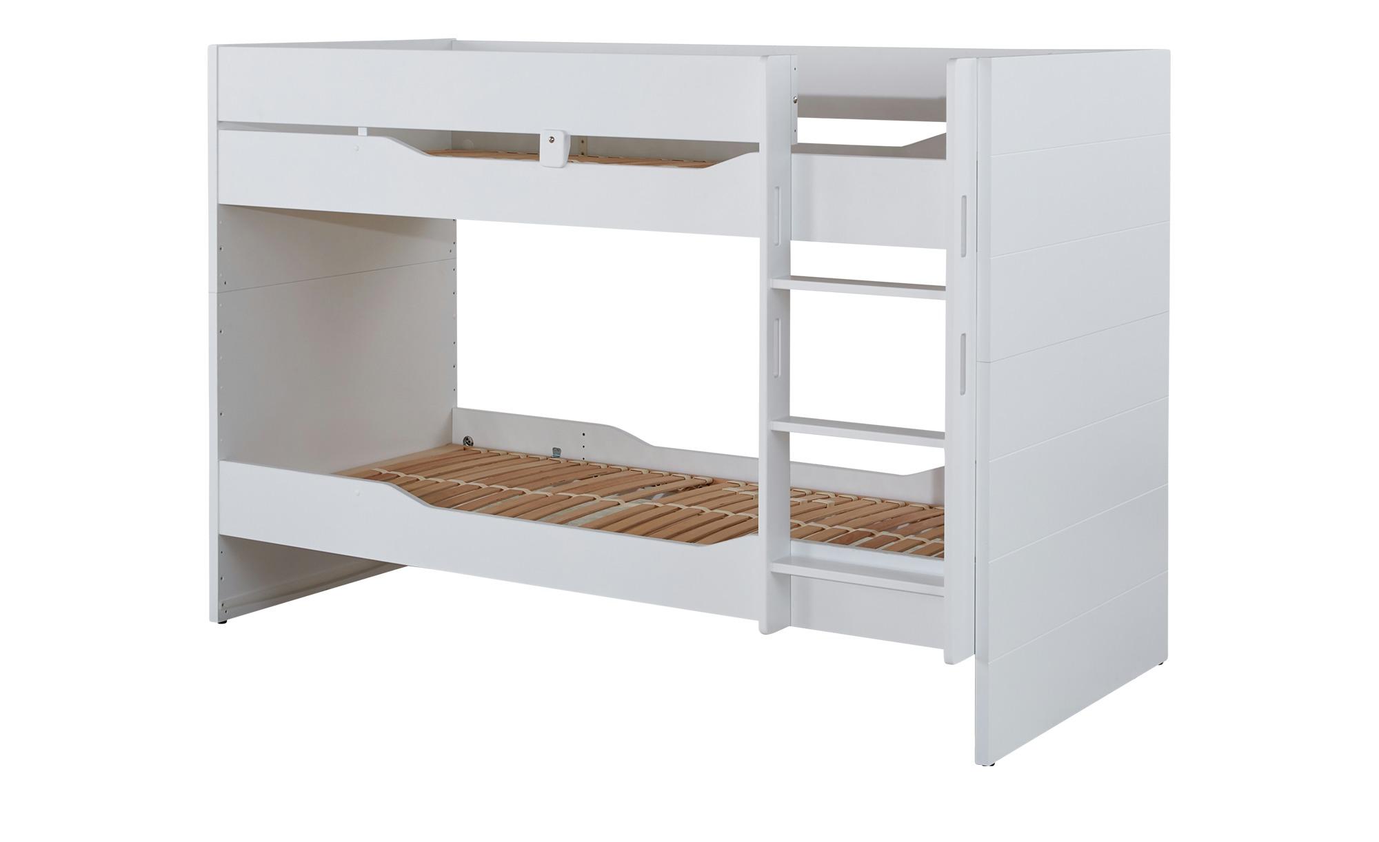Paidi Etagenbett Ylvie 140 : Paidi etagenbett weiß fiona möbel höffner