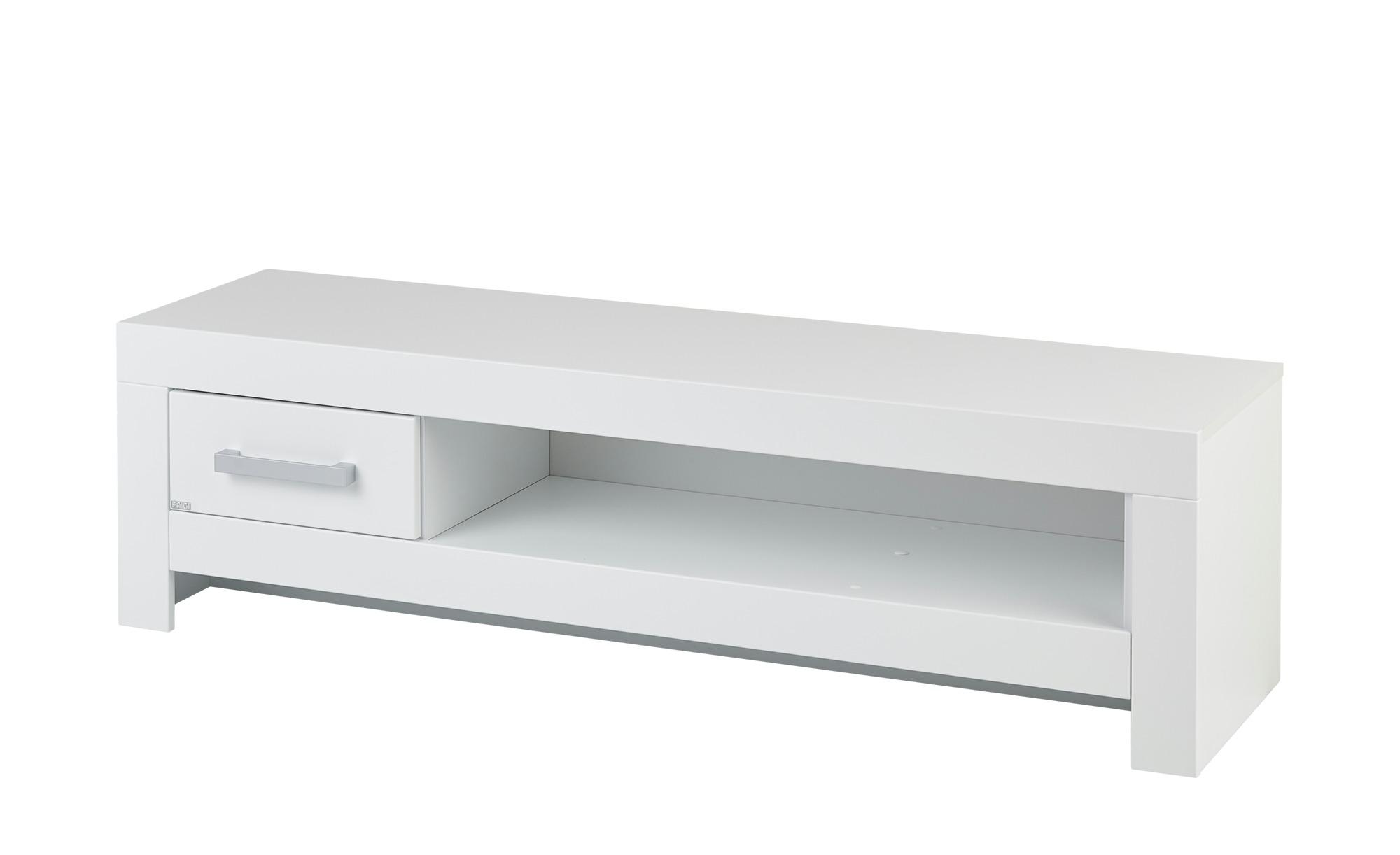 PAIDI TV-Lowboard  Fiona ¦ weiß ¦ Maße (cm): B: 147,2 H: 40,7 T: 39,3 Kommoden & Sideboards > Lowboards - Höffner
