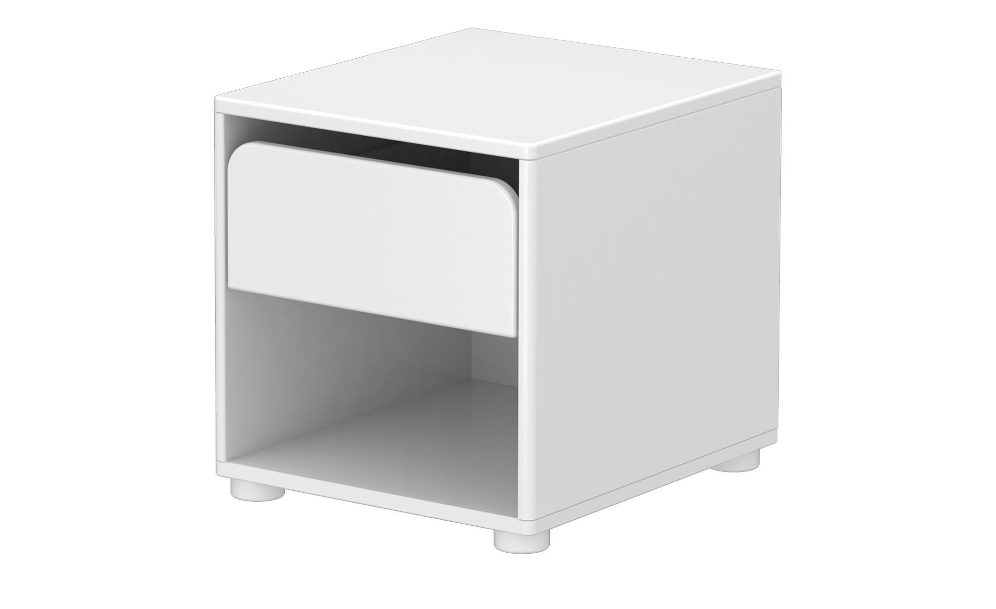 FLEXA Container  Flexa Cabby ¦ weiß ¦ Maße (cm): B: 38,5 H: 40,8 T: 43,5 Schränke > Rollcontainer - Höffner