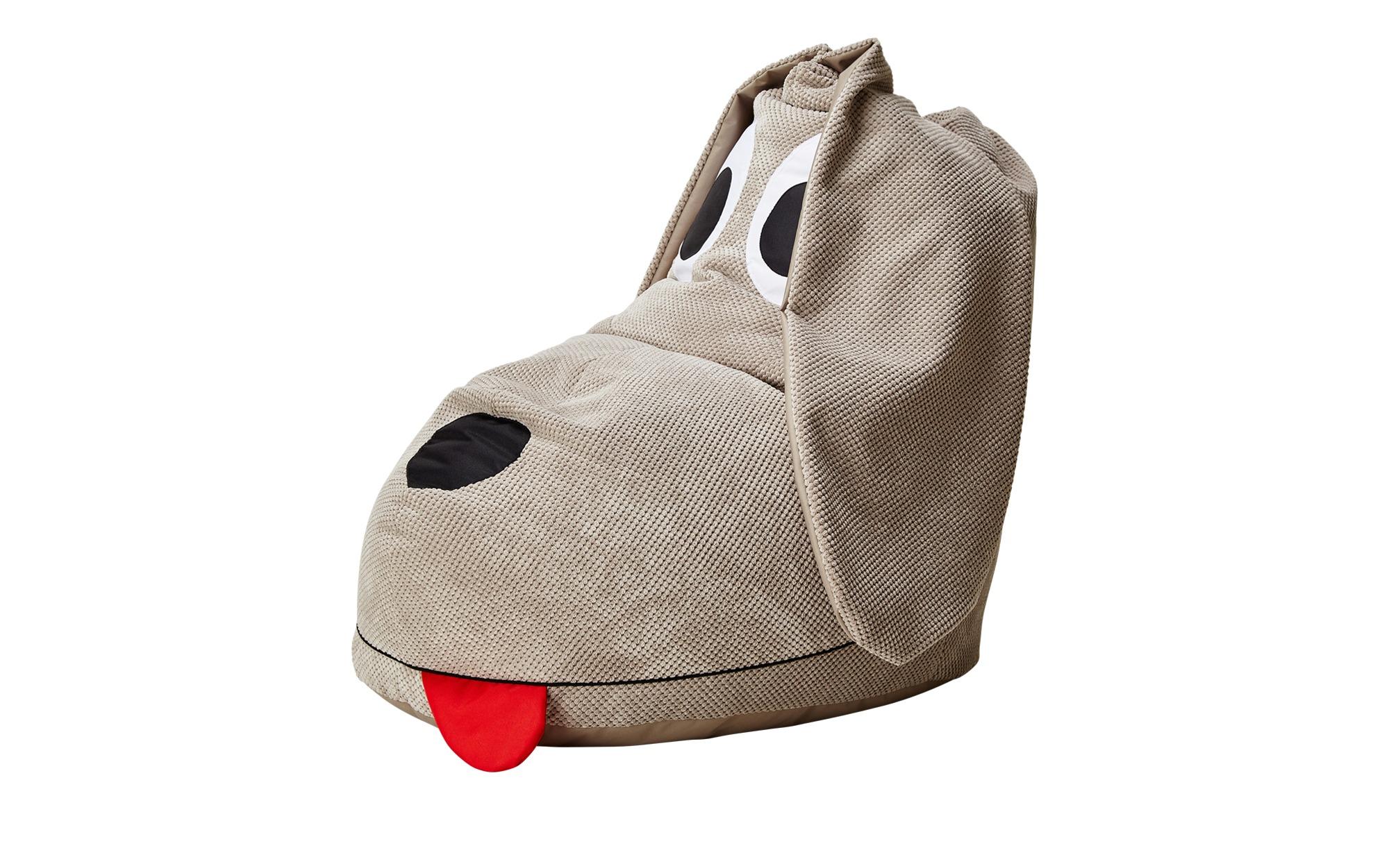 Motiv-Sitzsack 'Dog'