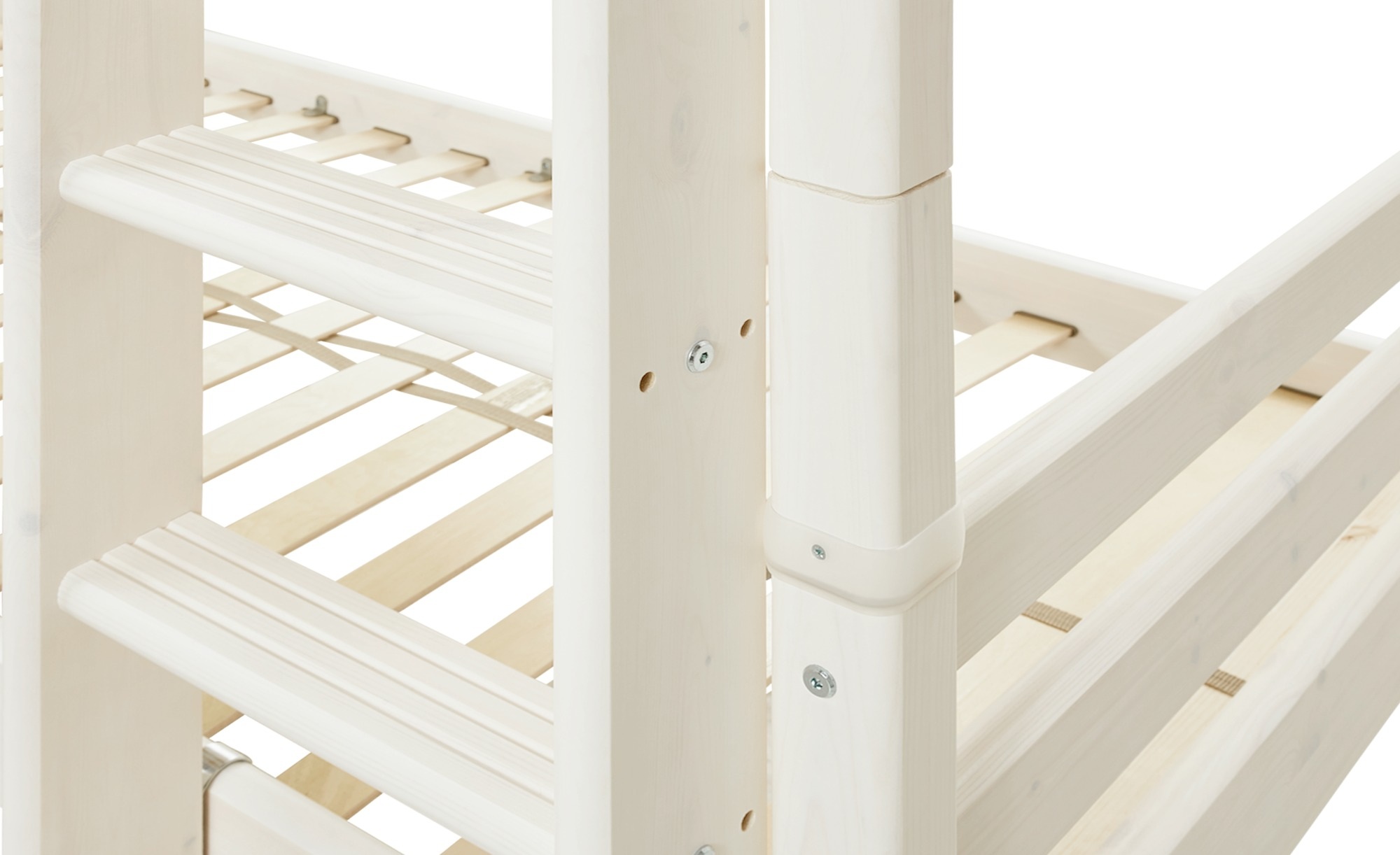 Etagenbett Kiefer Weiß : Etagenbett kiefer massiv cm teilbar pick up möbel