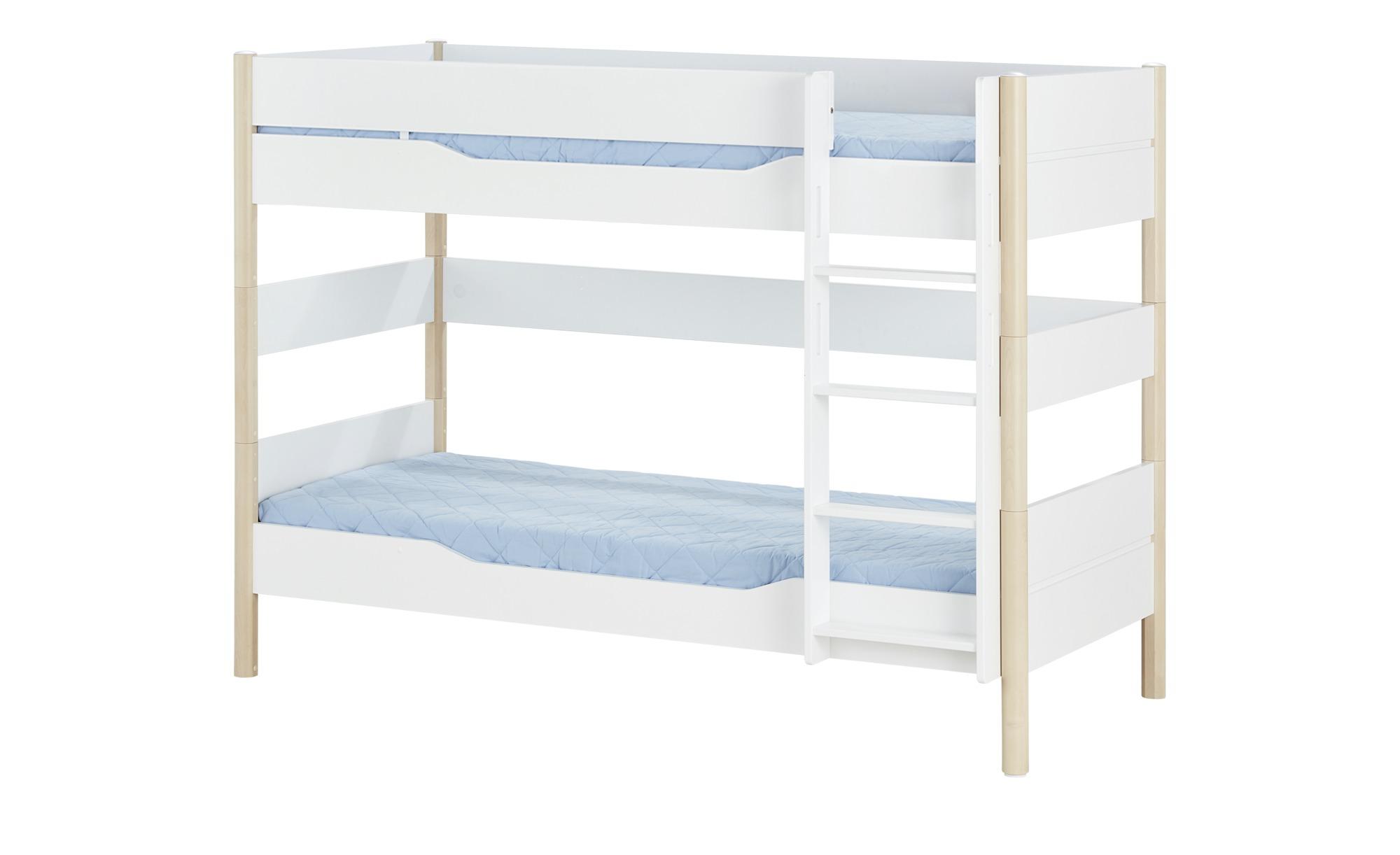 PAIDI Etagenbett 90x200 weiß Ylvie | Möbel Höffner