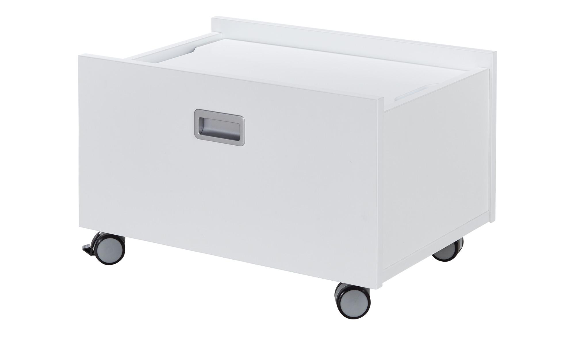 PAIDI Rollbox  Fiona ¦ weiß ¦ Maße (cm): B: 65 H: 40,4 T: 47 Schränke > Rollcontainer - Höffner