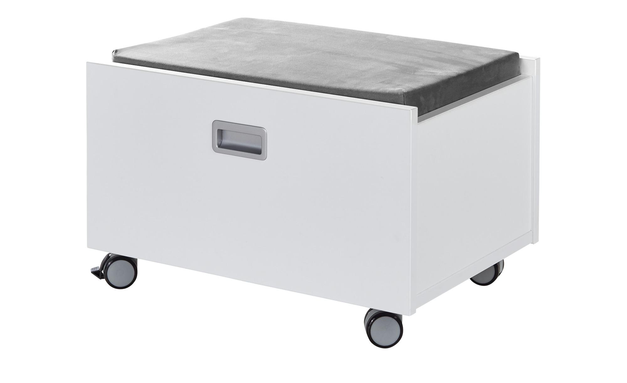 PAIDI Rollbox ¦ weiß ¦ Maße (cm): B: 65 H: 41 T: 47 Schränke > Rollcontainer - Höffner