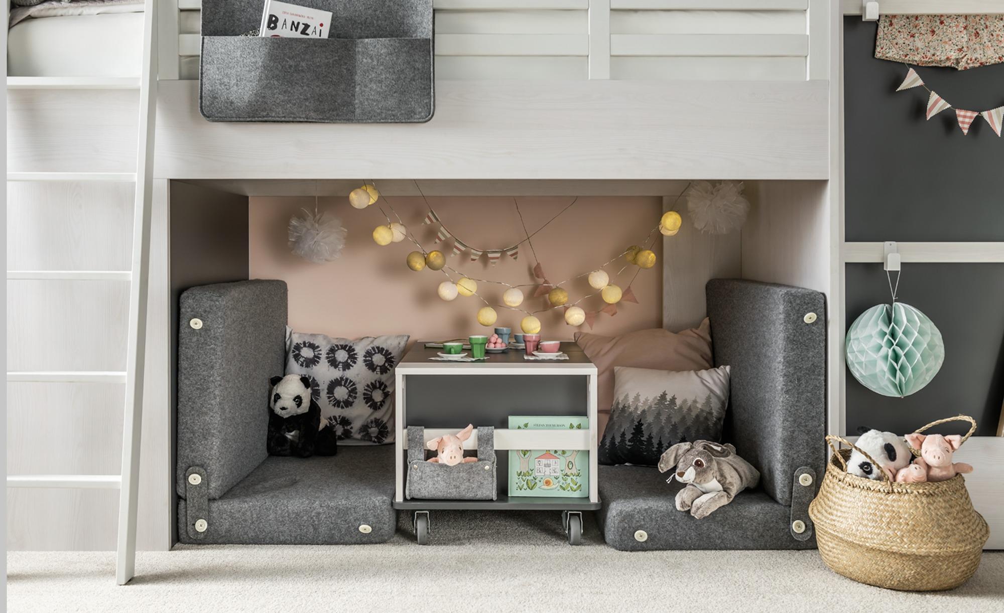 Etagenbett Hoeffner : Vox hochbett 90x200 weiß nest möbel höffner