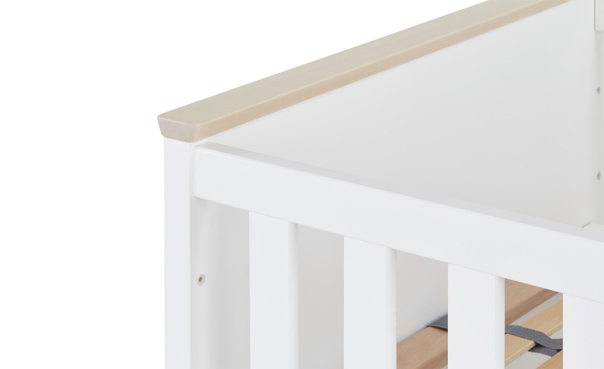 PAIDI Kinderbett 90x200 weiß Ylvie   Möbel Höffner