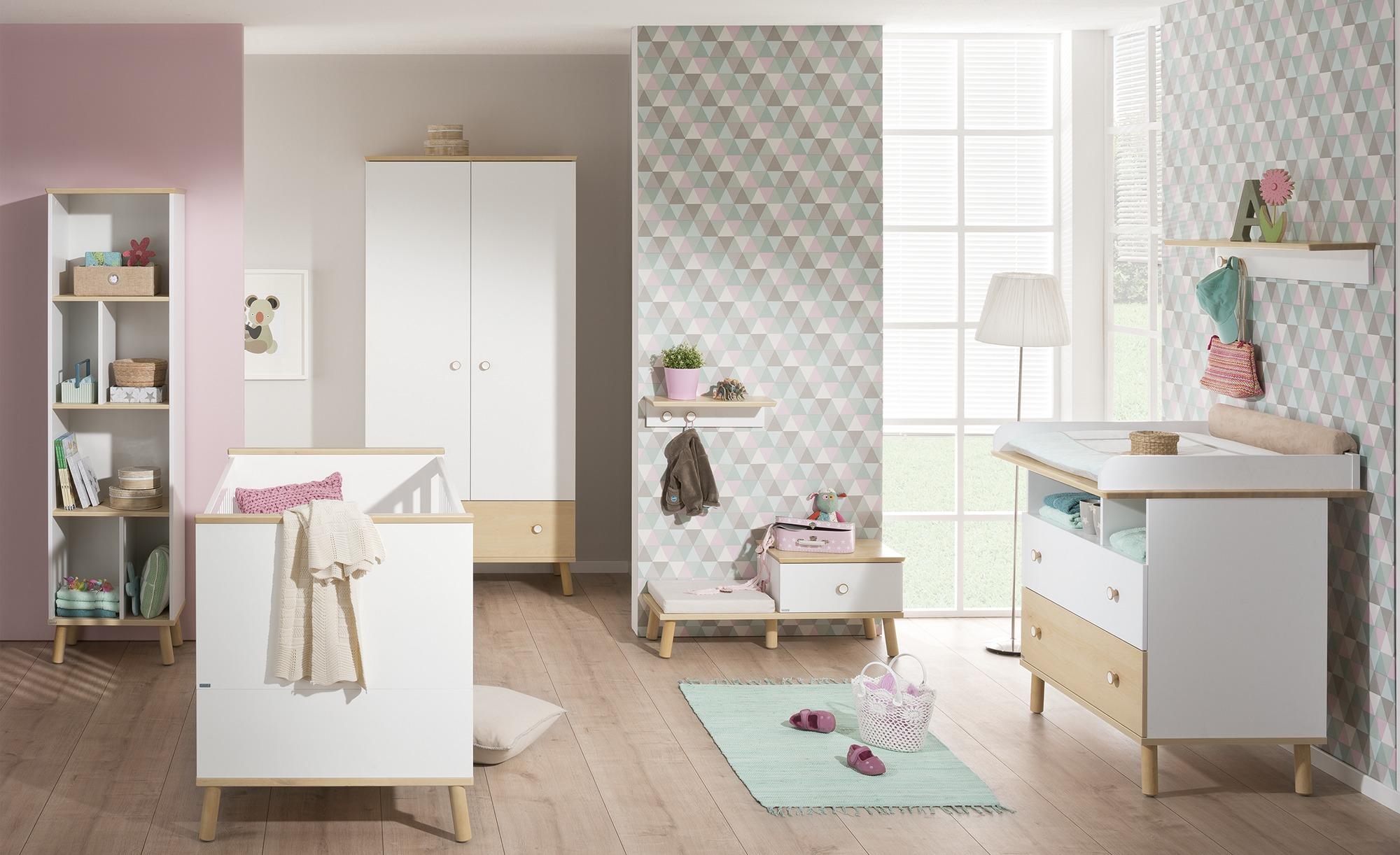 Babyzimmer-Möbel 'Ylvie' - das Babyzimmer im skandinavischen Stil