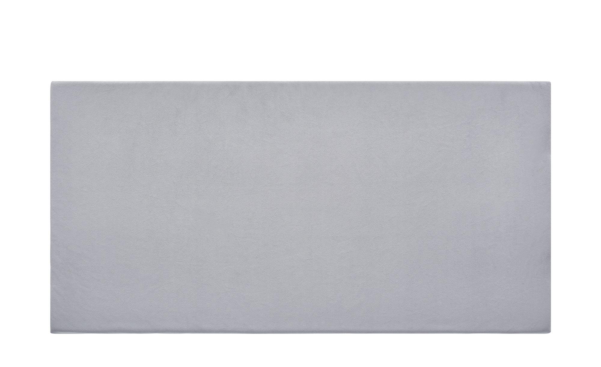 Sitzkissen  Suri ¦ grau ¦ Maße (cm): B: 110 H: 12 T: 55 Polstermöbel > Hocker > Sitzsäcke - Höffner