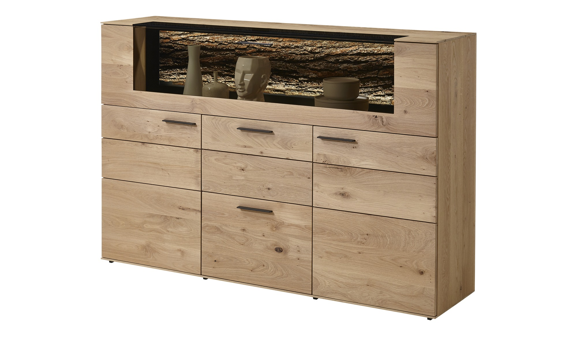 Westerburg Highboard  Ronja ¦ holzfarben ¦ Maße (cm): B: 173 H: 116 T: 44 Kommoden & Sideboards > Highboards - Höffner