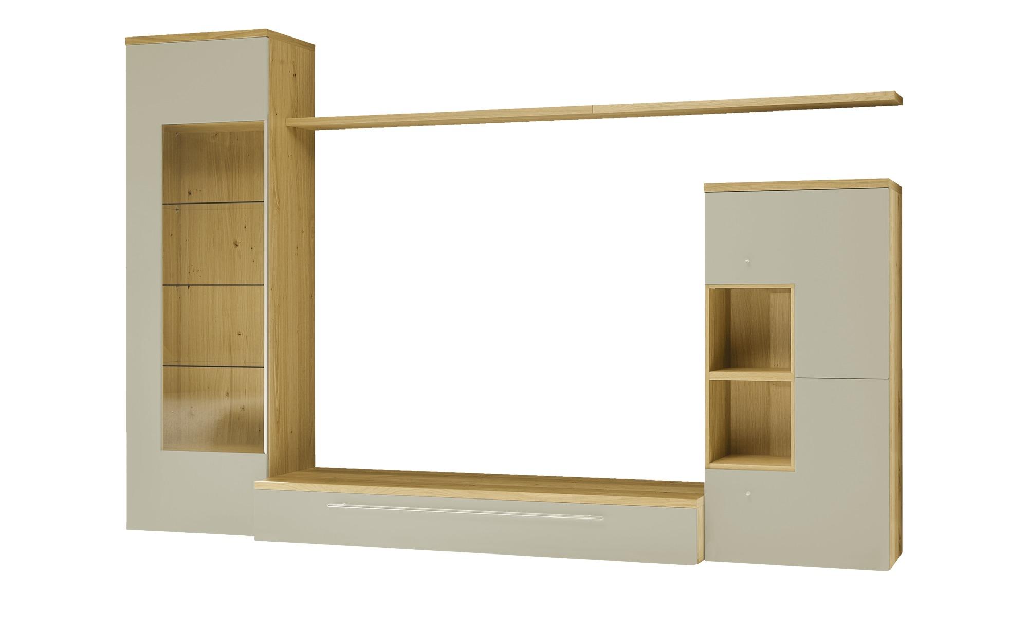 now! by hülsta Wohnwand  Hülsta now! time ¦ Maße (cm): B: 330 H: 212 T: 50 Wohnwände - Höffner | Wohnzimmer > Schränke > Wohnwände | Spanplatte - Holzwerkstoff - Glas | Möbel Höffner DE