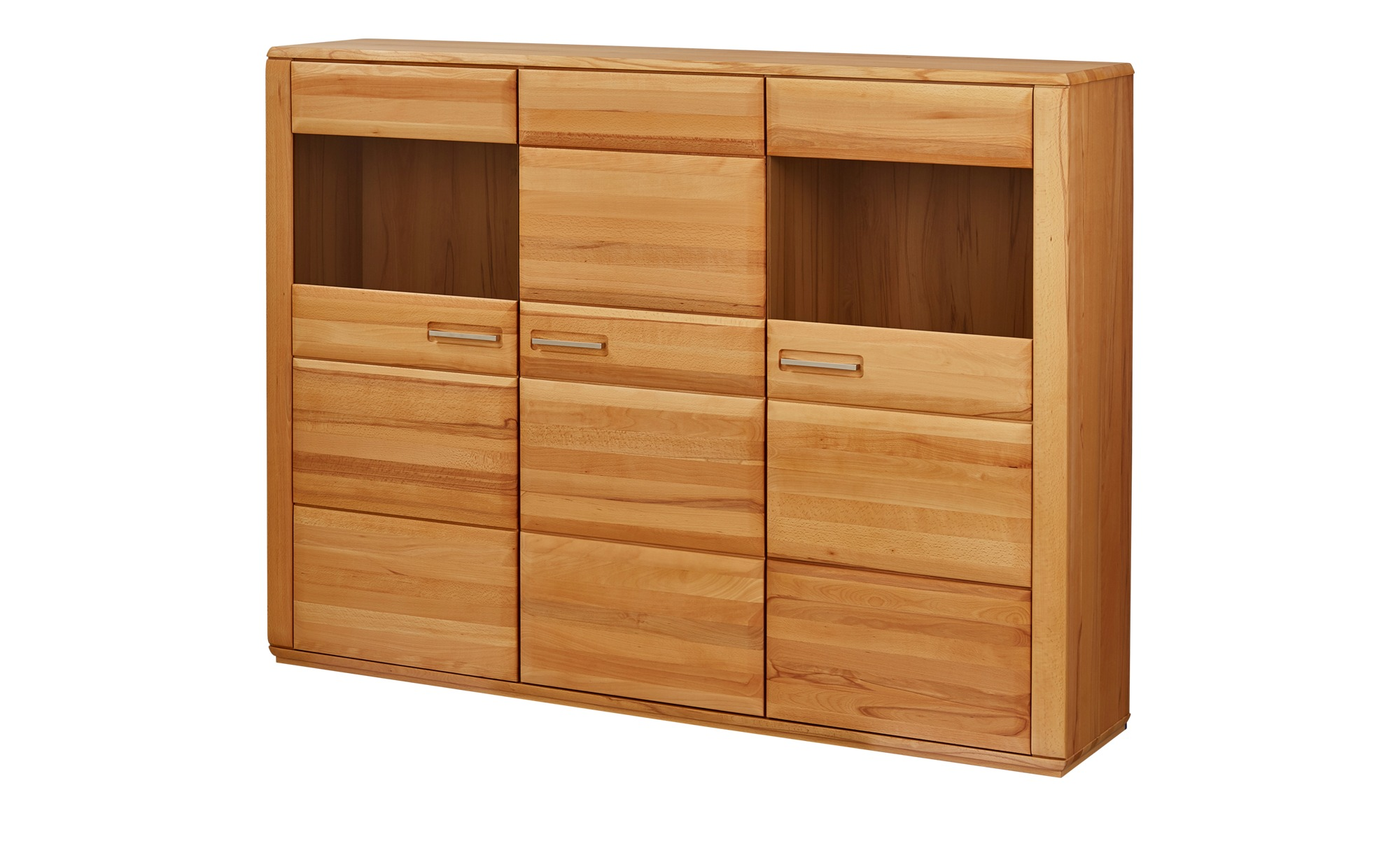 Woodford Highboard  Dio ¦ holzfarben ¦ Maße (cm): B: 179 H: 131 T: 38 Kommoden & Sideboards > Highboards - Höffner