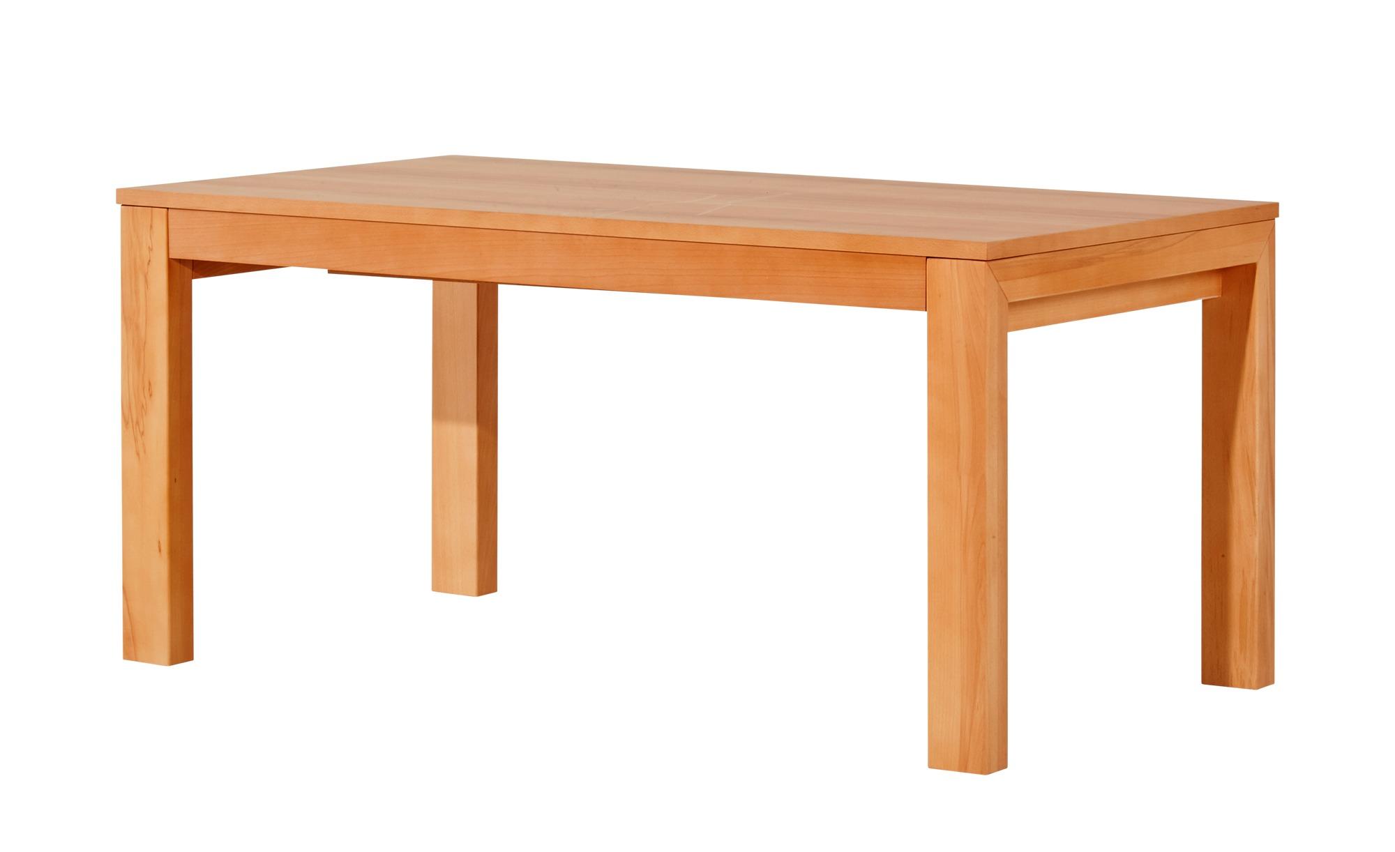 Wohnwert Esstisch   Einsteiger ¦ holzfarben ¦ Maße (cm): B: 90 H: 76 Tische > Esstische > Esstische ausziehbar - Höffner