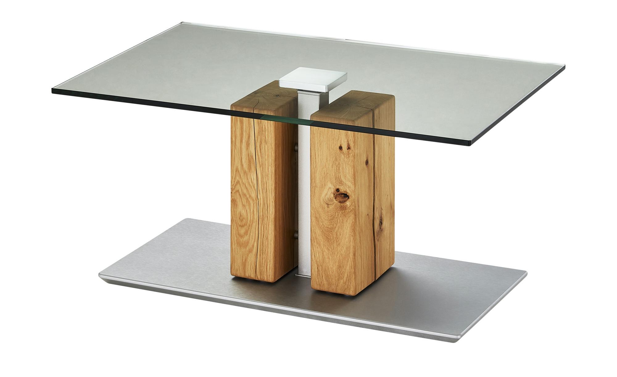 Couchtisch  Mansel ¦ holzfarben ¦ Maße (cm): B: 60 H: 45 T: 60 Tische > Couchtische > Couchtische höhenverstellbar - Höffner