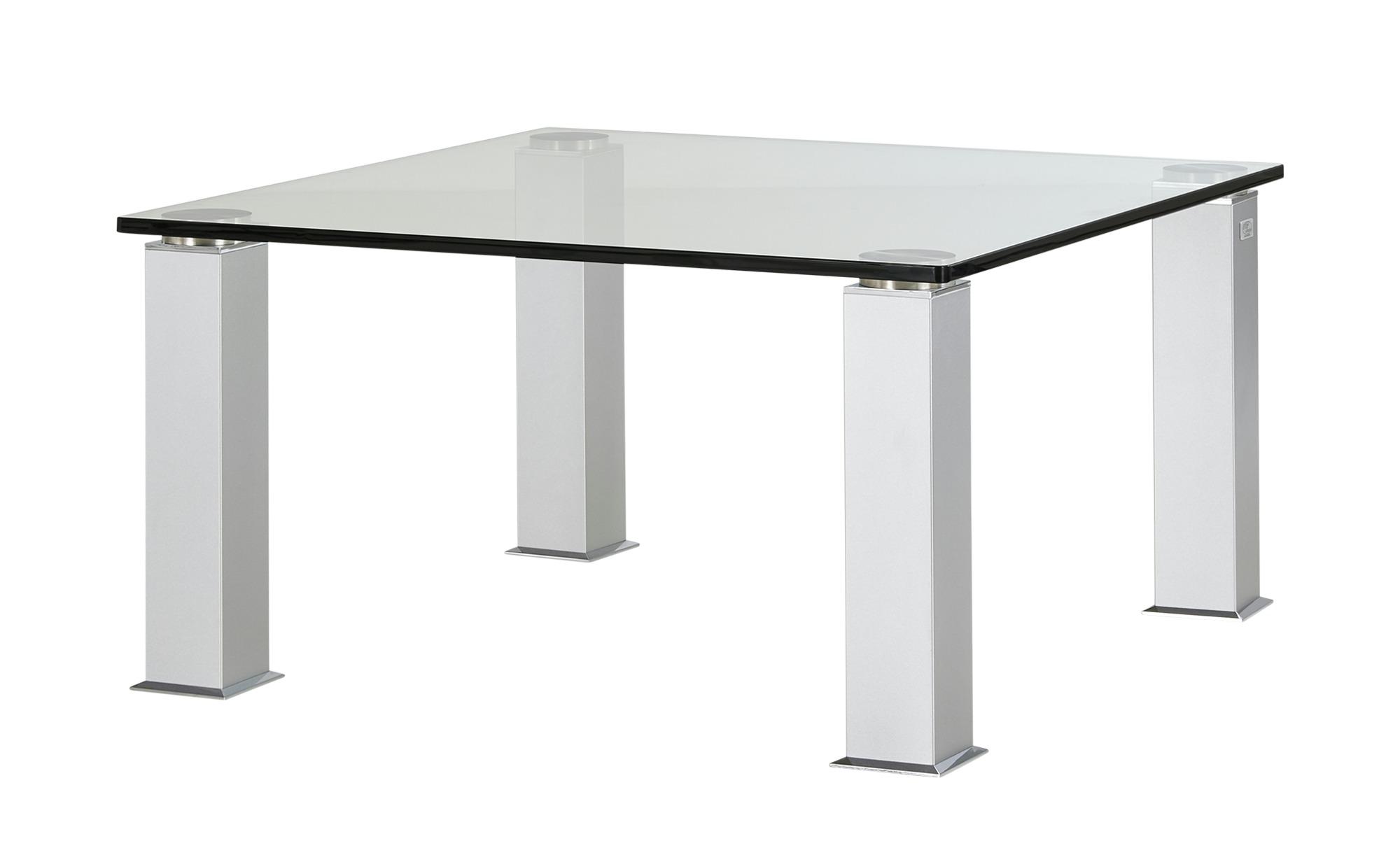 Couchtisch  Rimini ¦ Maße (cm): B: 80 H: 42,5 T: 80 Tische > Couchtische > Couchtische rechteckig - Höffner