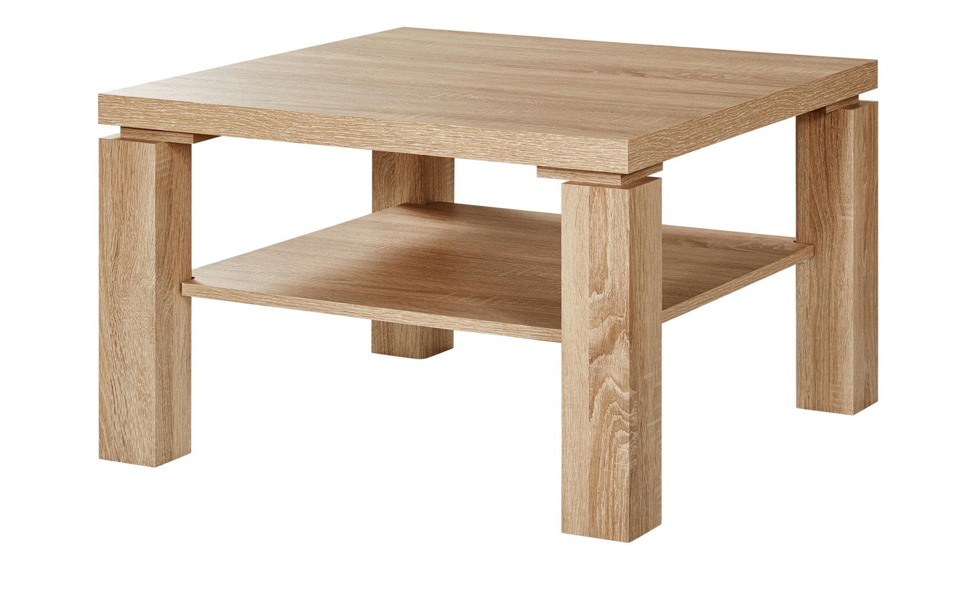 Couchtisch   Morgo ¦ holzfarben ¦ Maße (cm): B: 68 H: 43 Tische > Couchtische > Couchtische rechteckig - Höffner