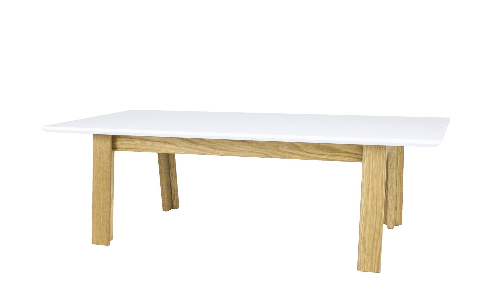 Couchtisch  Leif ¦ weiß ¦ Maße (cm): B: 60 H: 38 Tische > Couchtische > Couchtische rechteckig - Höffner