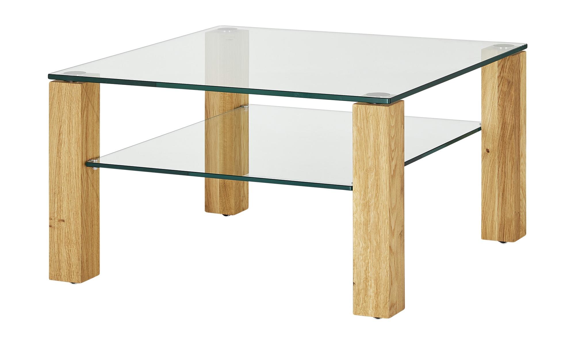 Couchtisch  Louisiana ¦ Maße (cm): B: 80 H: 45 T: 80 Tische > Couchtische > Couchtische rechteckig - Höffner