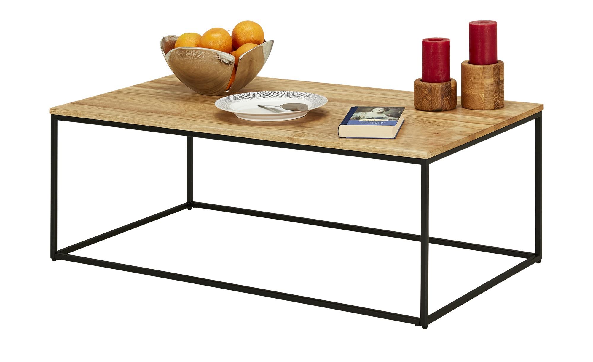 Couchtisch  Ferro ¦ holzfarben ¦ Maße (cm): B: 60 H: 40 Tische > Couchtische > Couchtisch Massivholz - Höffner