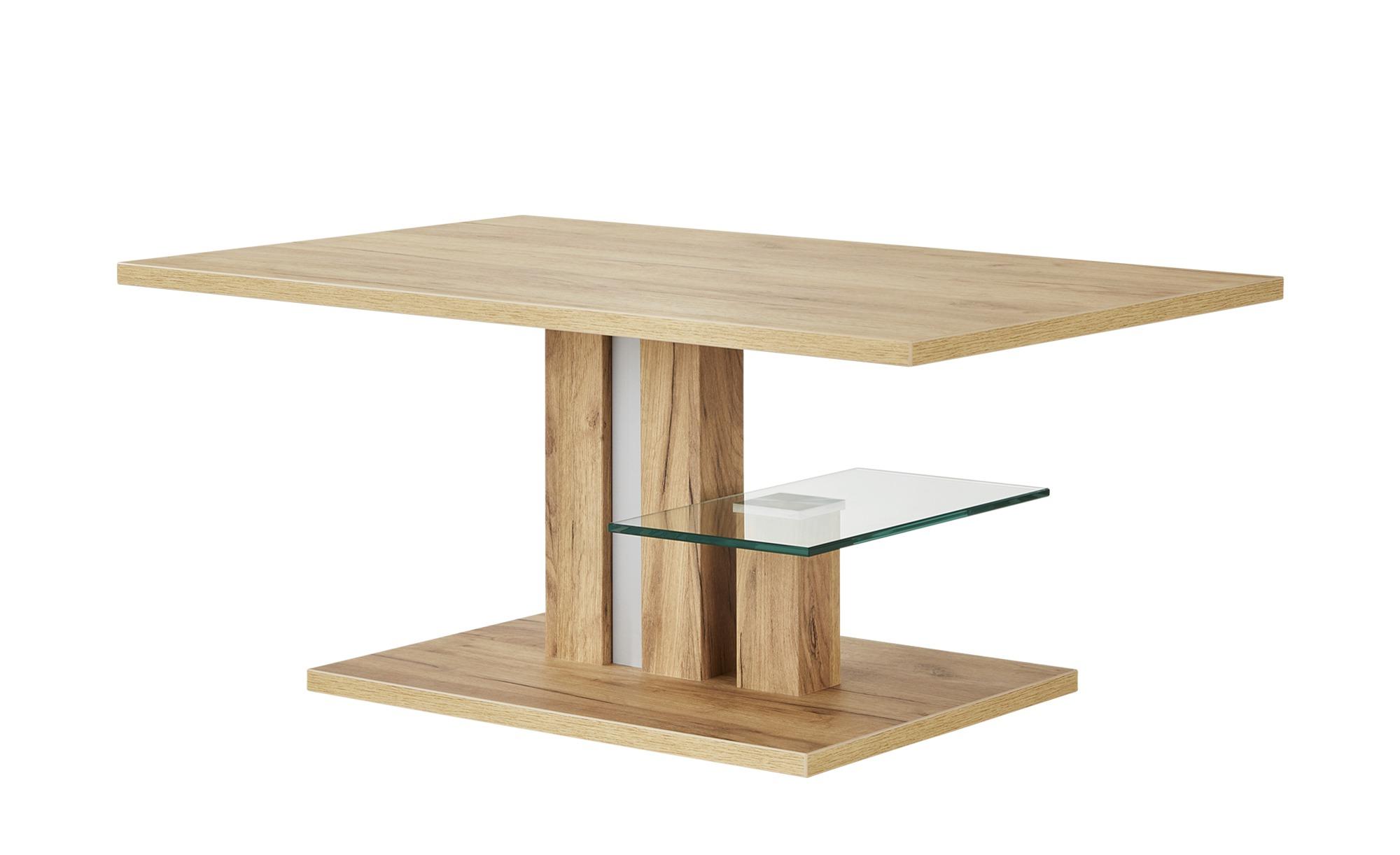 Couchtisch mit Funktion  Cortina ¦ holzfarben ¦ Maße (cm): B: 70 H: 50 T: 70 Tische > Couchtische - Höffner