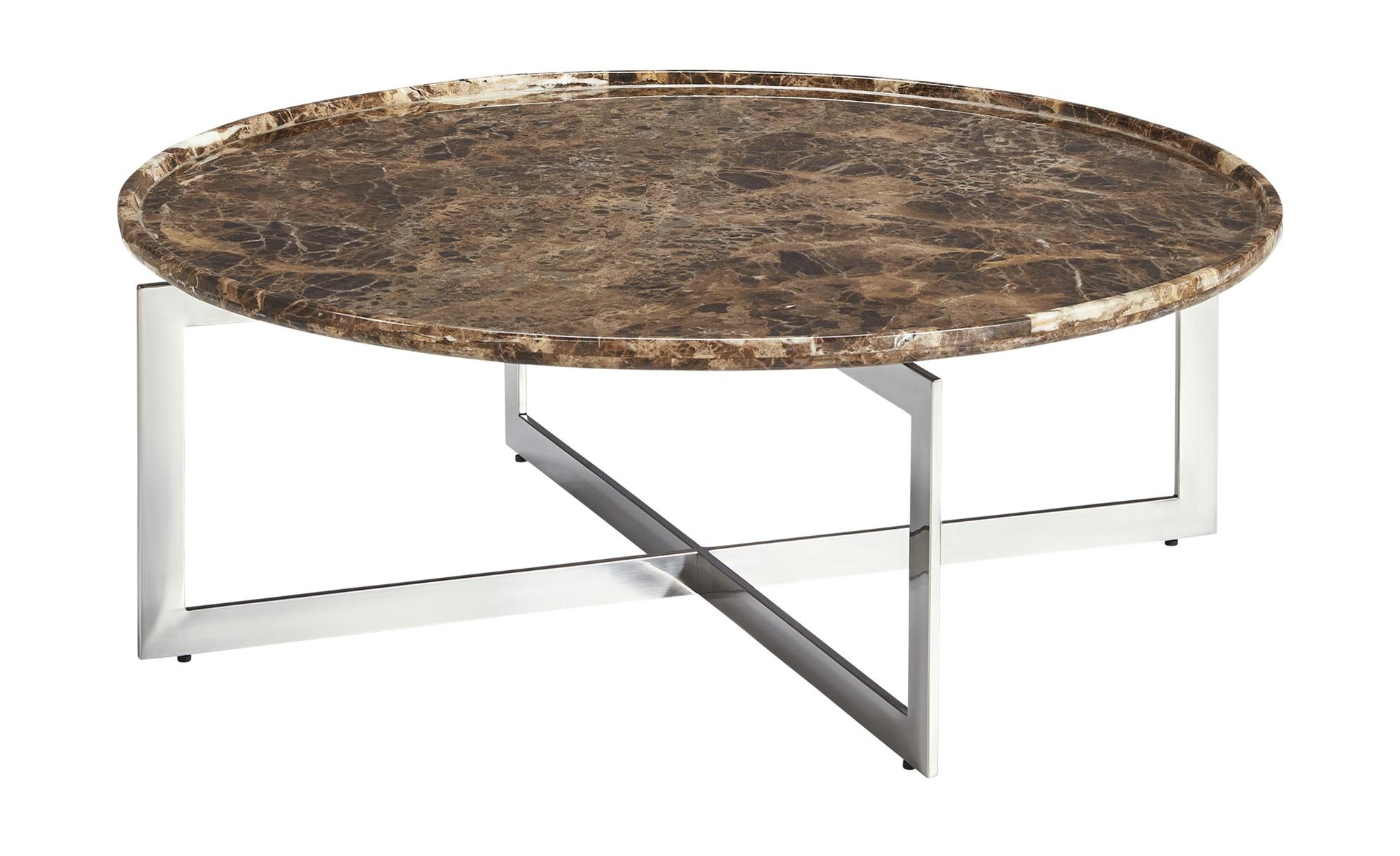 Couchtisch  Gadi ¦ Maße (cm): H: 38 Ø: [100.0] Tische > Couchtische > Couchtische rund - Höffner