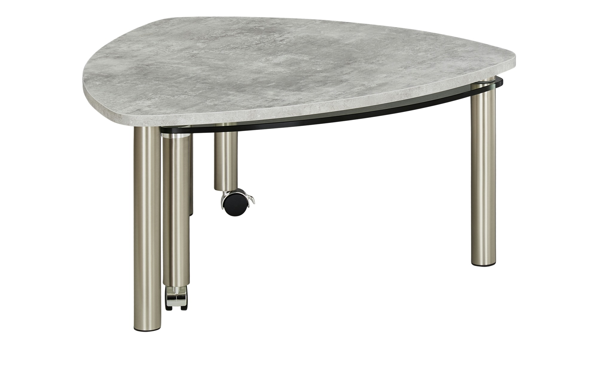 Couchtisch  Vöhringen ¦ Maße (cm): B: 85 H: 43,5 T: 85 Tische > Couchtische > Couchtische andere Formen - Höffner