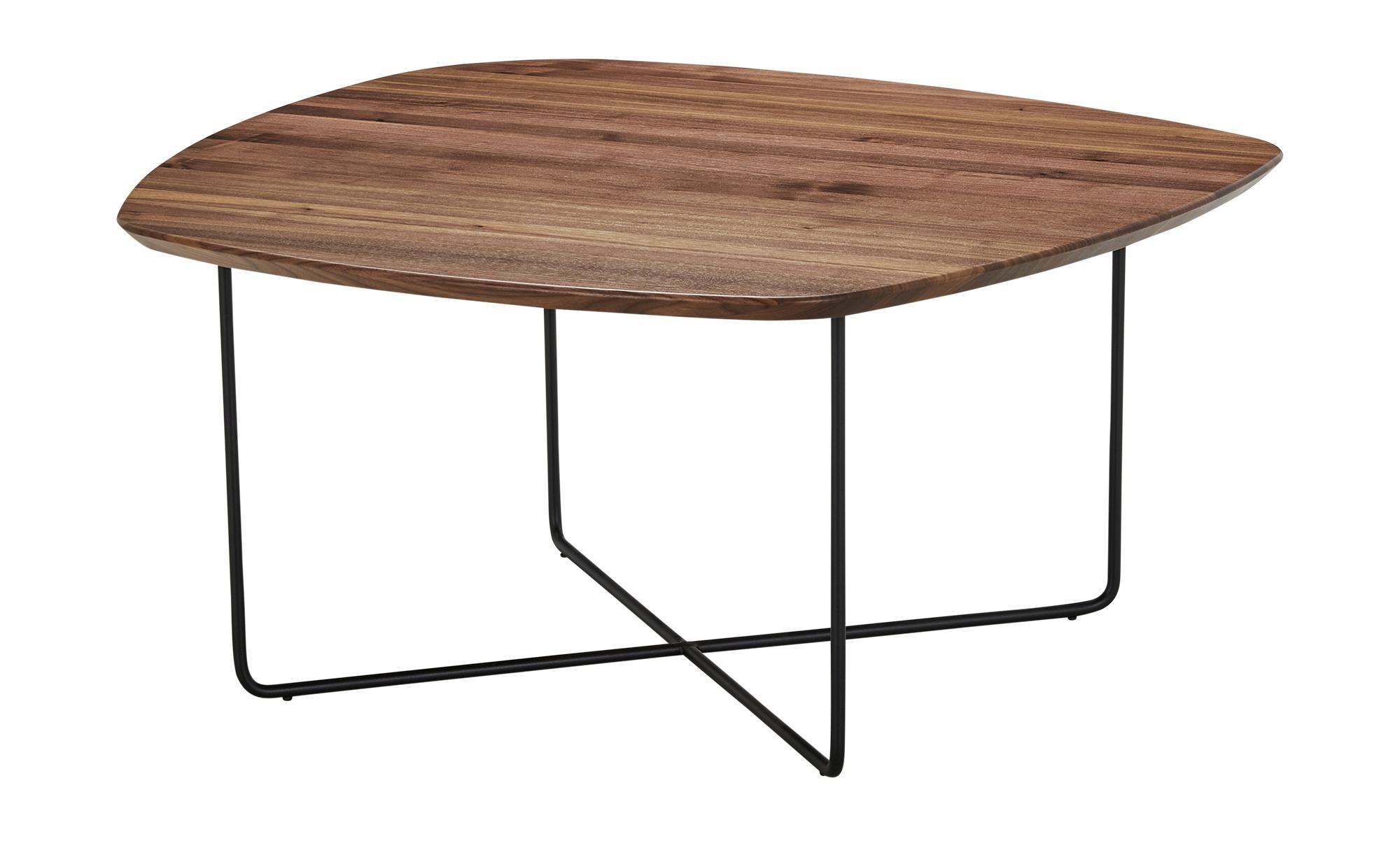 Couchtisch  Soft ¦ Maße (cm): B: 90 H: 43 T: 90 Tische > Couchtische > Couchtisch Massivholz - Höffner