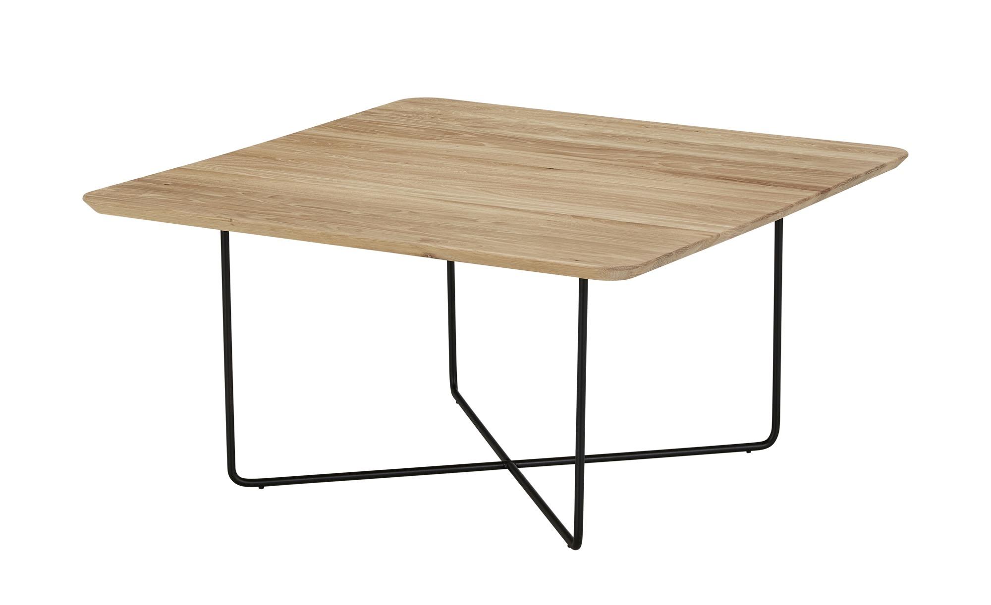 Couchtisch  Soft ¦ Maße (cm): B: 85 H: 43 T: 85 Tische > Couchtische > Couchtisch Massivholz - Höffner
