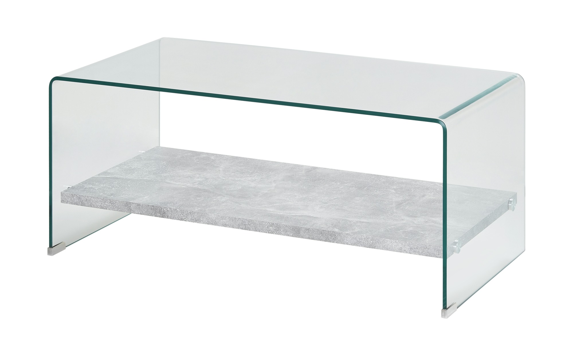 Couchtisch  Potsdam ¦ Maße (cm): B: 50 H: 44 T: 50 Tische > Couchtische > Couchtische rechteckig - Höffner