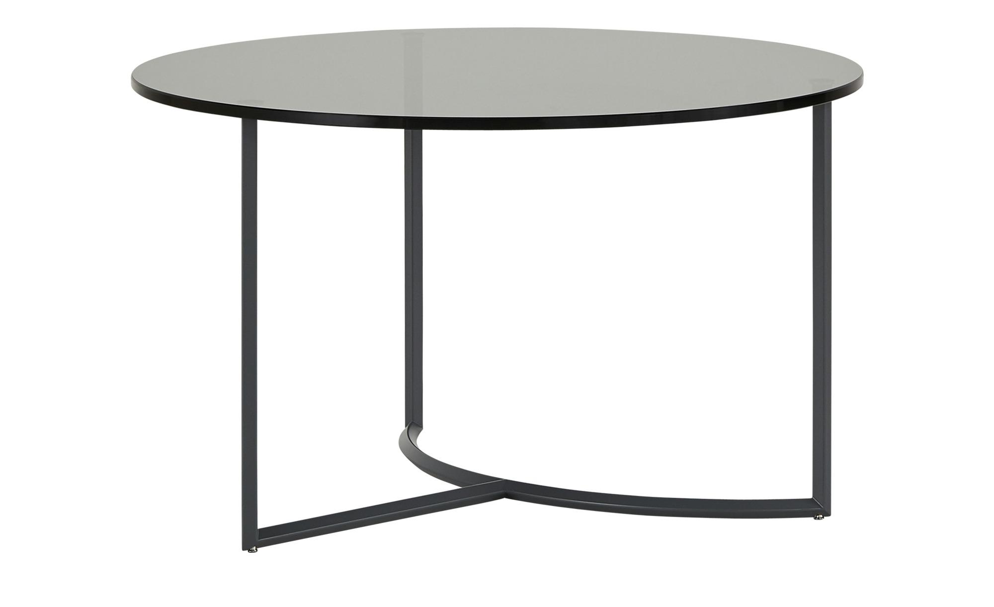 Couchtisch  Moon ¦ schwarz ¦ Maße (cm): H: 42 Ø: 70 Tische > Couchtische > Couchtische rund - Höffner