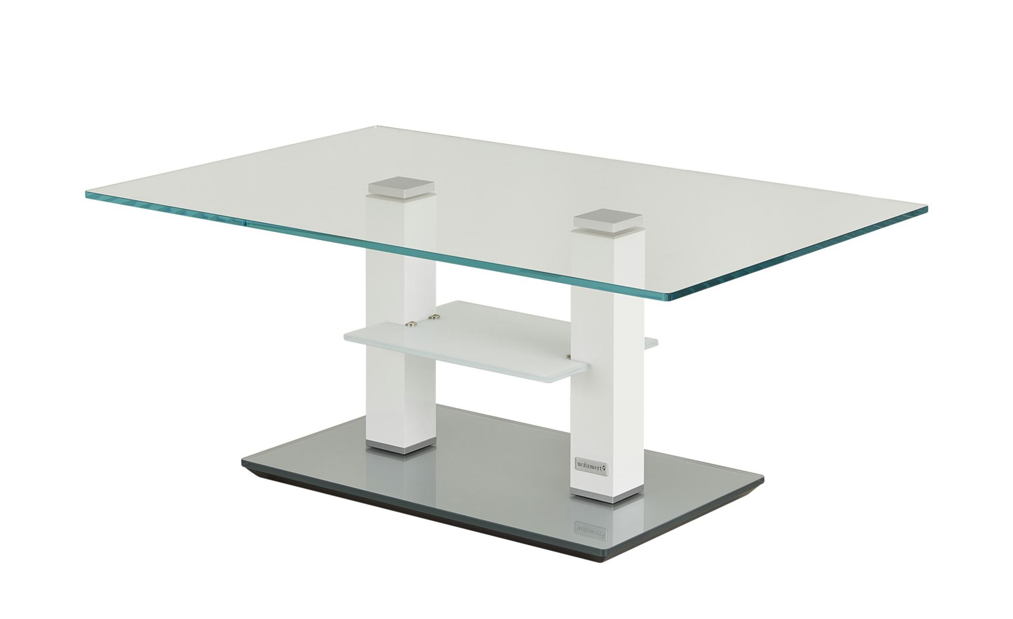Wohnwert Couchtisch  Quatro Plus ¦ Maße (cm): B: 70 H: 46 T: 70 Tische > Couchtische > Couchtische rechteckig - Höffner