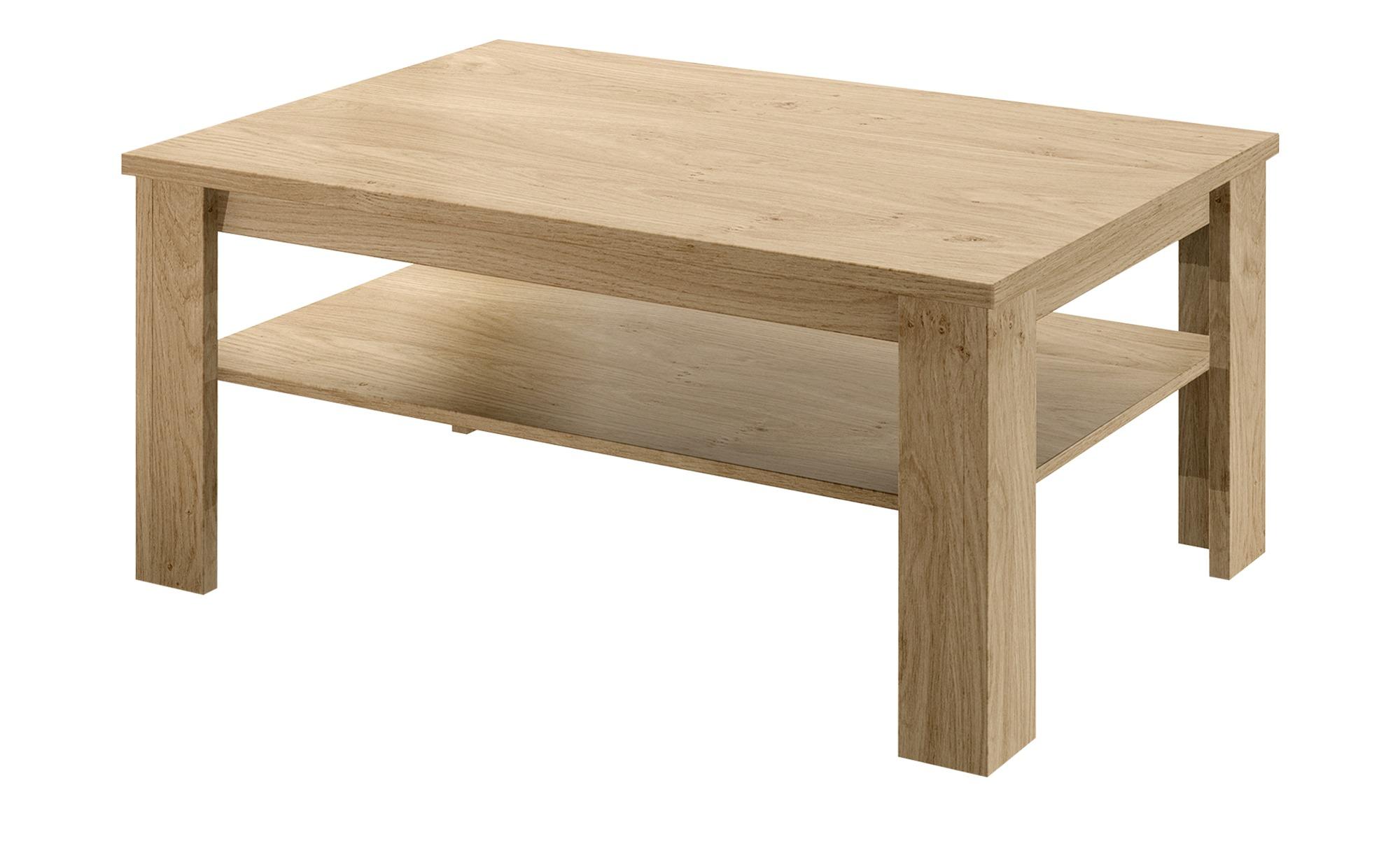 Couchtisch  Largo ¦ holzfarben ¦ Maße (cm): B: 70 H: 45 T: 70 Tische > Couchtische > Couchtische rechteckig - Höffner