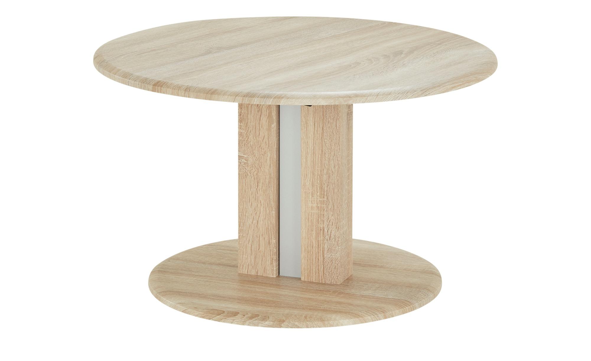 Couchtisch  Peru ¦ holzfarben ¦ Maße (cm): B: 78 H: 47 T: 78 Tische > Couchtische > Couchtische höhenverstellbar - Höffner
