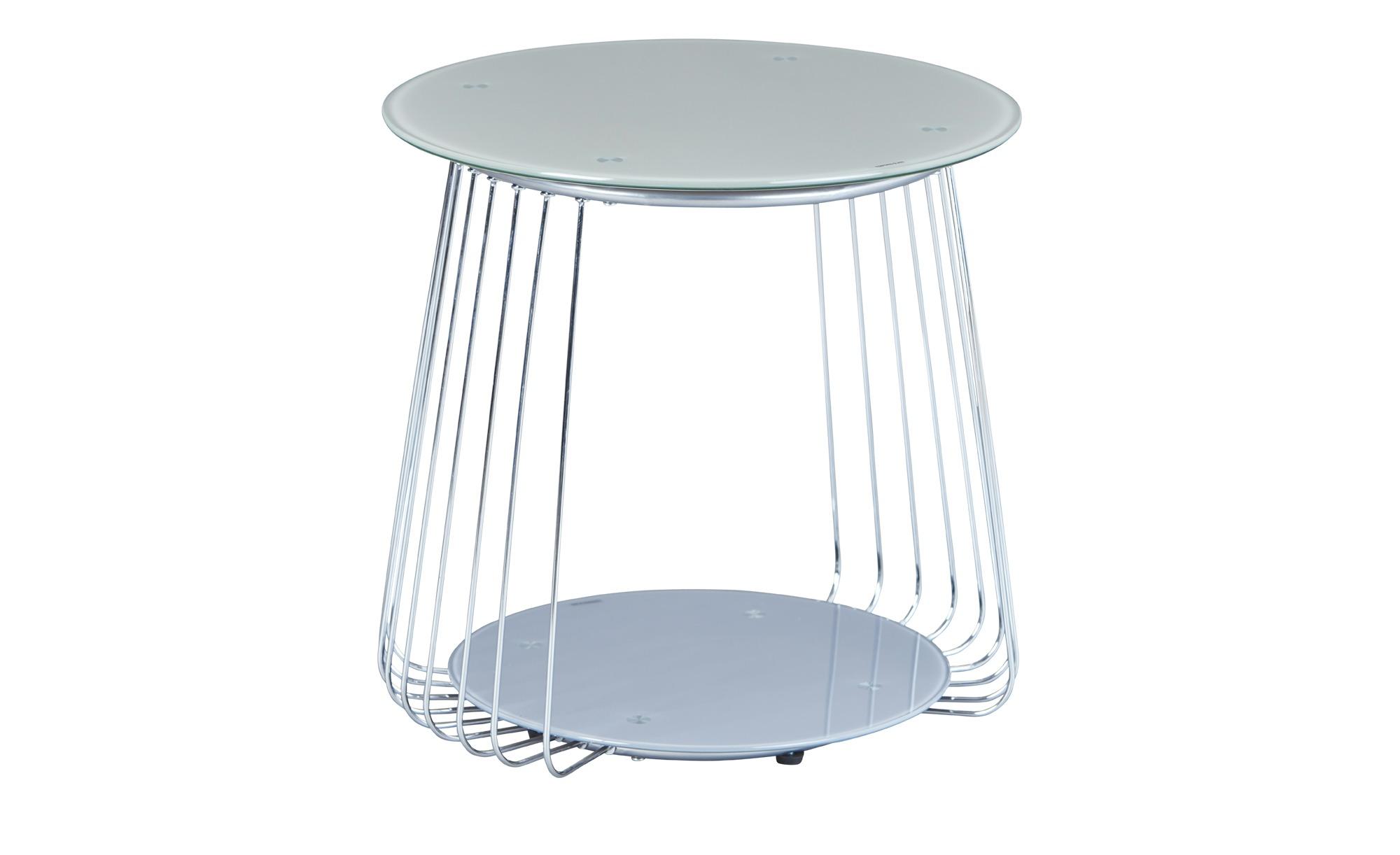 Couchtisch  Fiorane ¦ Maße (cm): B: 50 H: 50 T: 50 Ø: 50 Tische > Couchtische > Couchtische rund - Höffner
