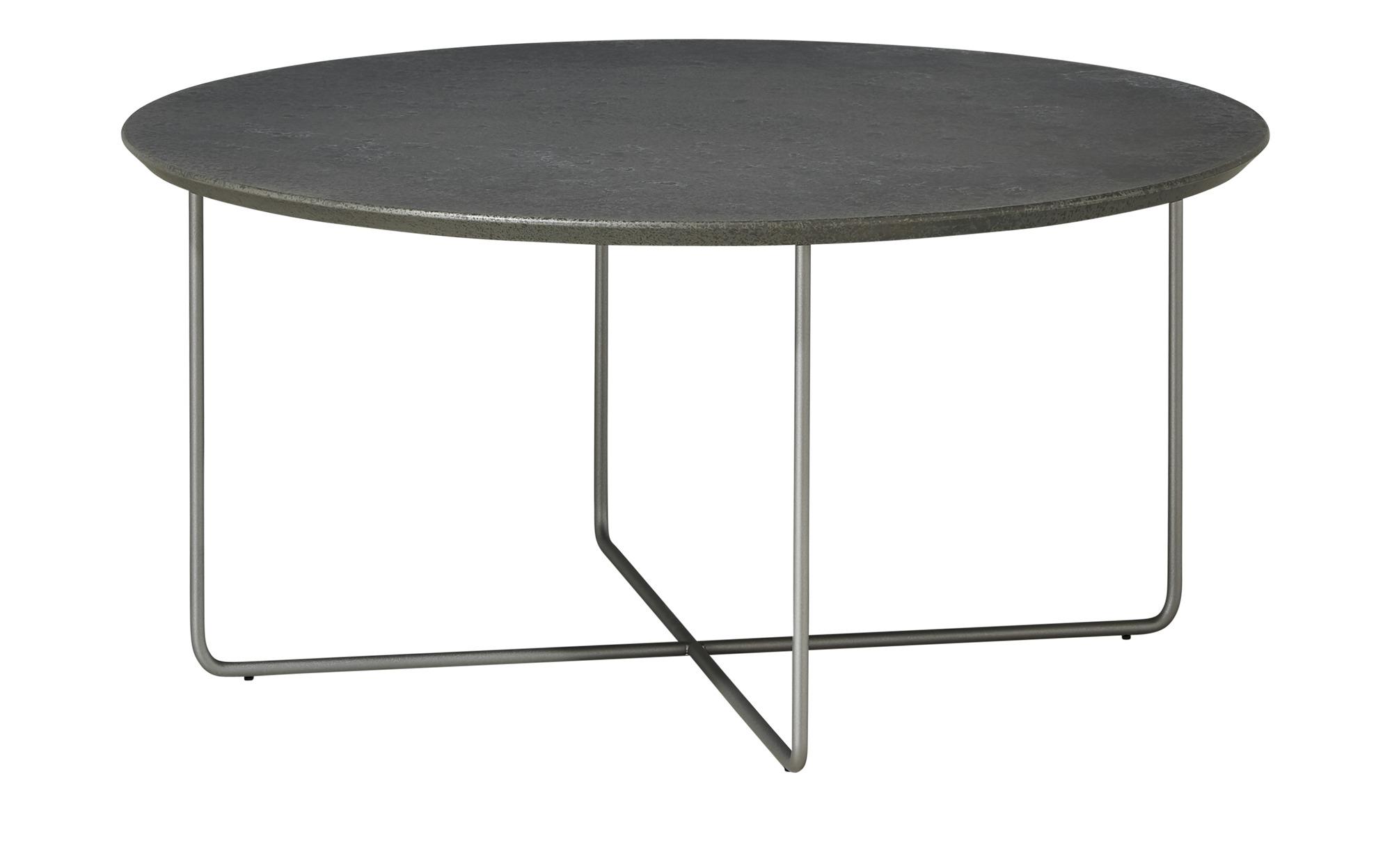 Couchtisch  Soft ¦ grau ¦ Maße (cm): H: 43 Ø: 90 Tische > Couchtische > Couchtische rund - Höffner