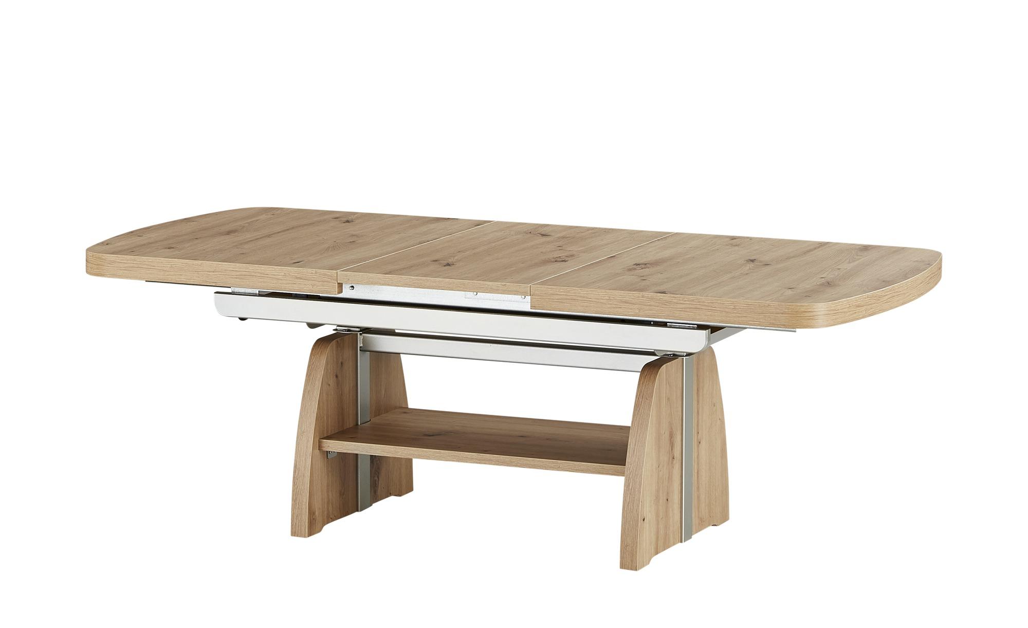 Couchtisch  Vohburg ¦ Maße (cm): B: 75 H: 55 T: 75 Tische > Couchtische > Couchtische rechteckig - Höffner