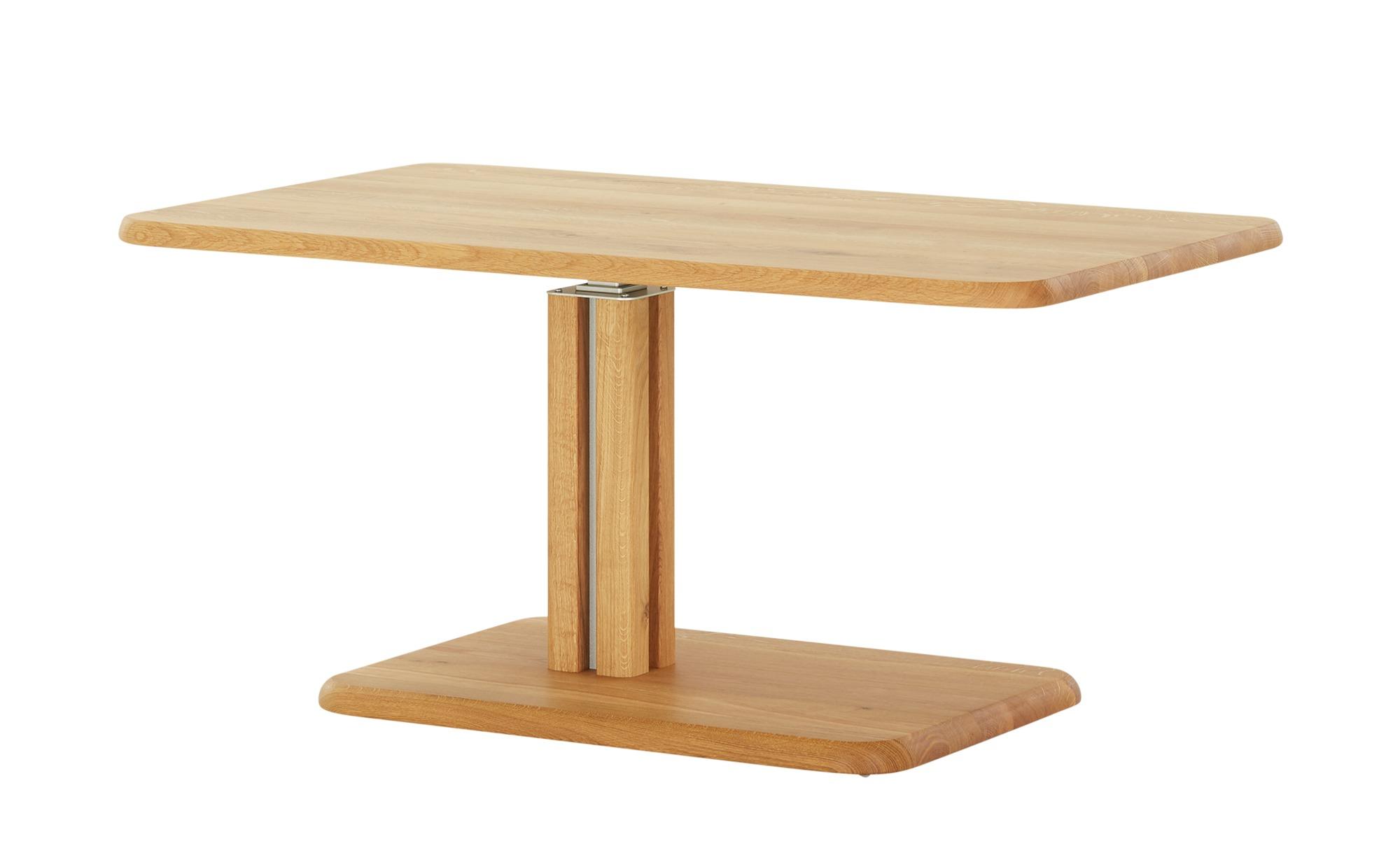 Couchtisch  Velten ¦ holzfarben ¦ Maße (cm): B: 60 H: 48,5 T: 60 Tische > Couchtische > Couchtisch Massivholz - Höffner