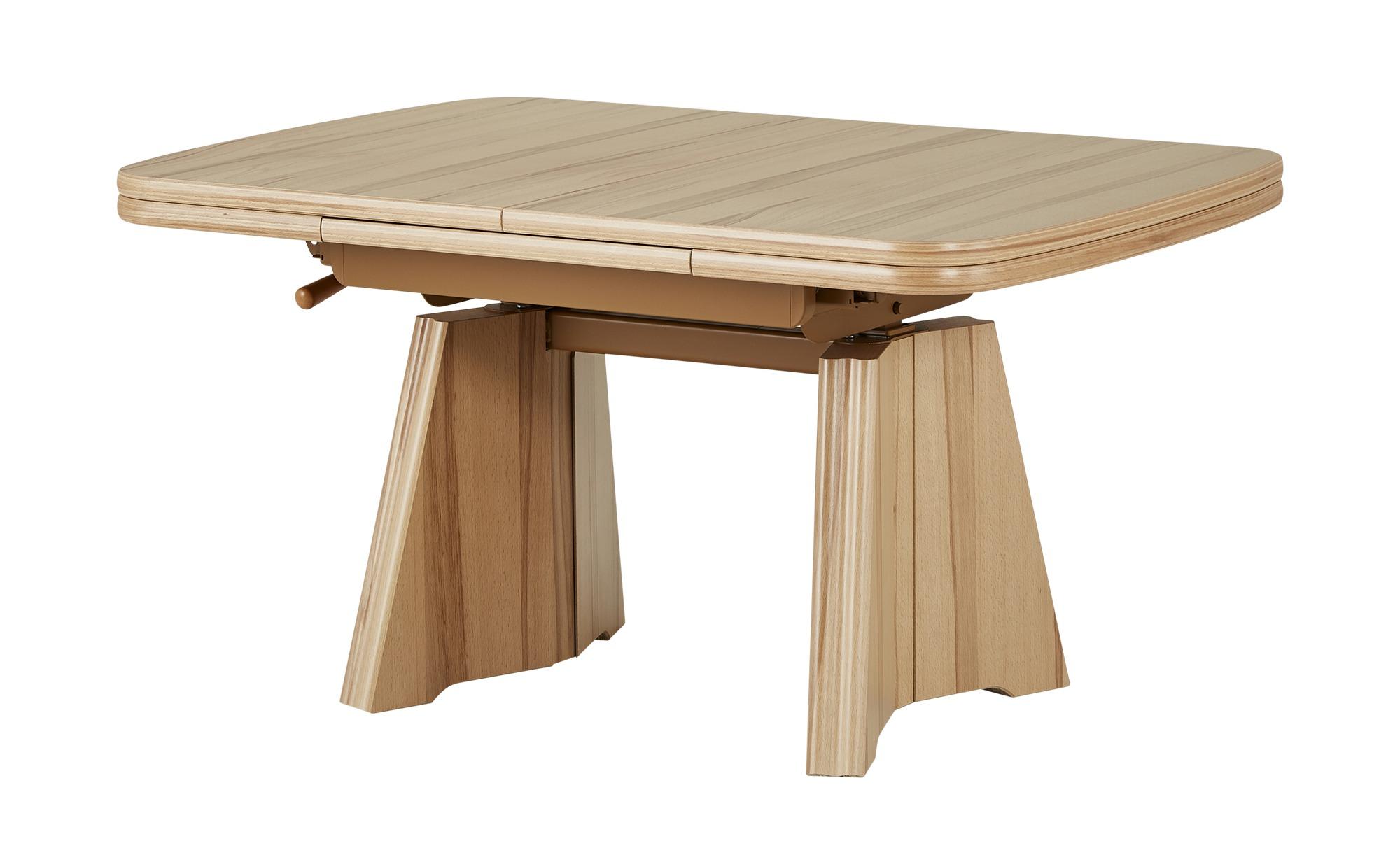 Perfecto ¦ holzfarben Tische > Couchtische > Couchtische höhenverstellbar - Höffner